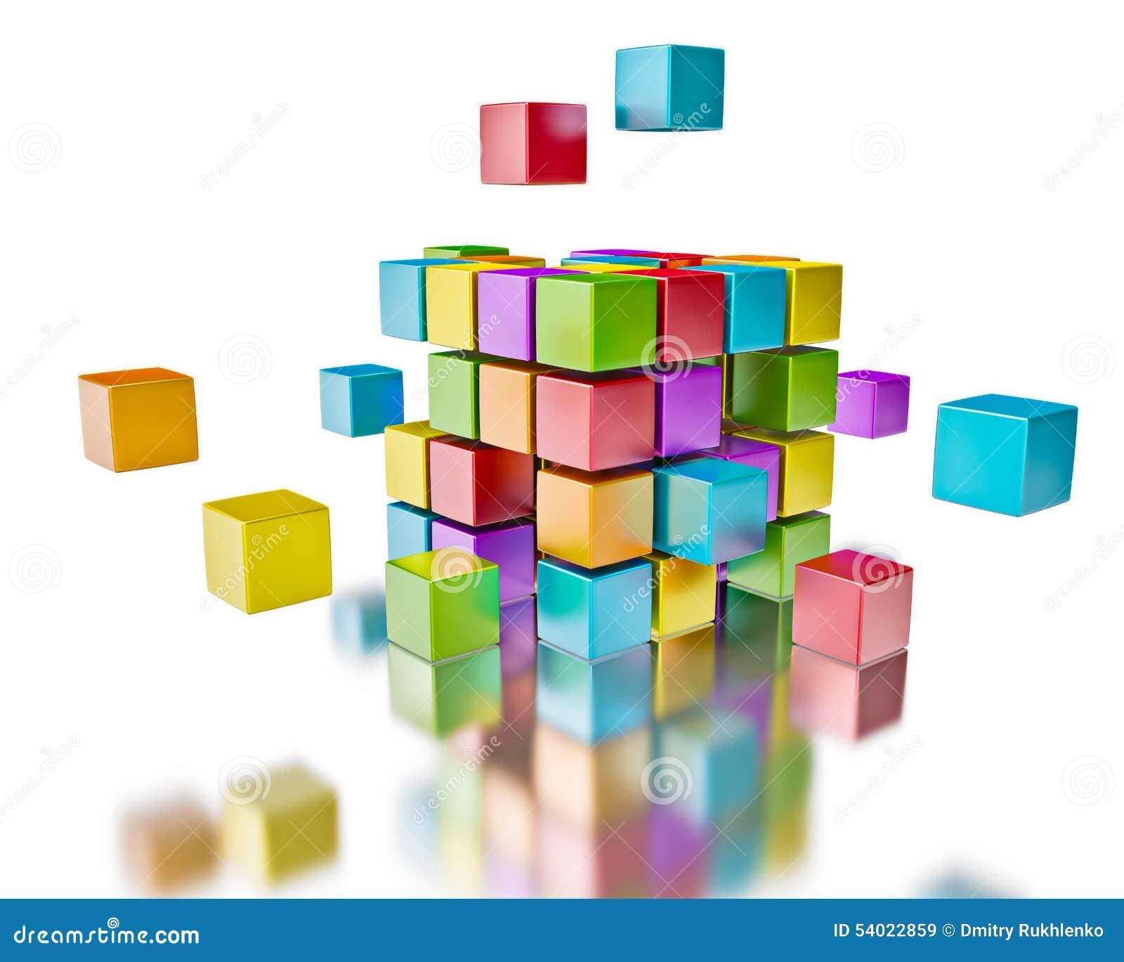 企业配合合作概念