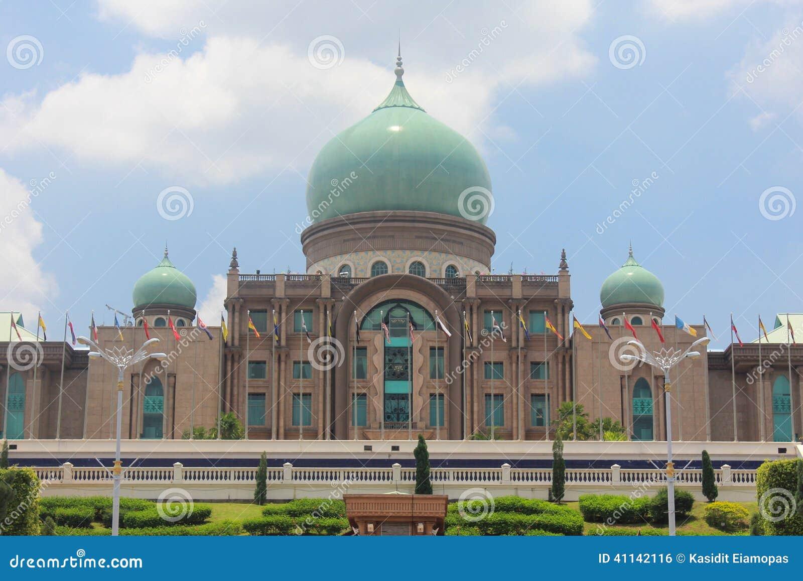 伊斯兰教的建筑学,布城,马来西亚图片