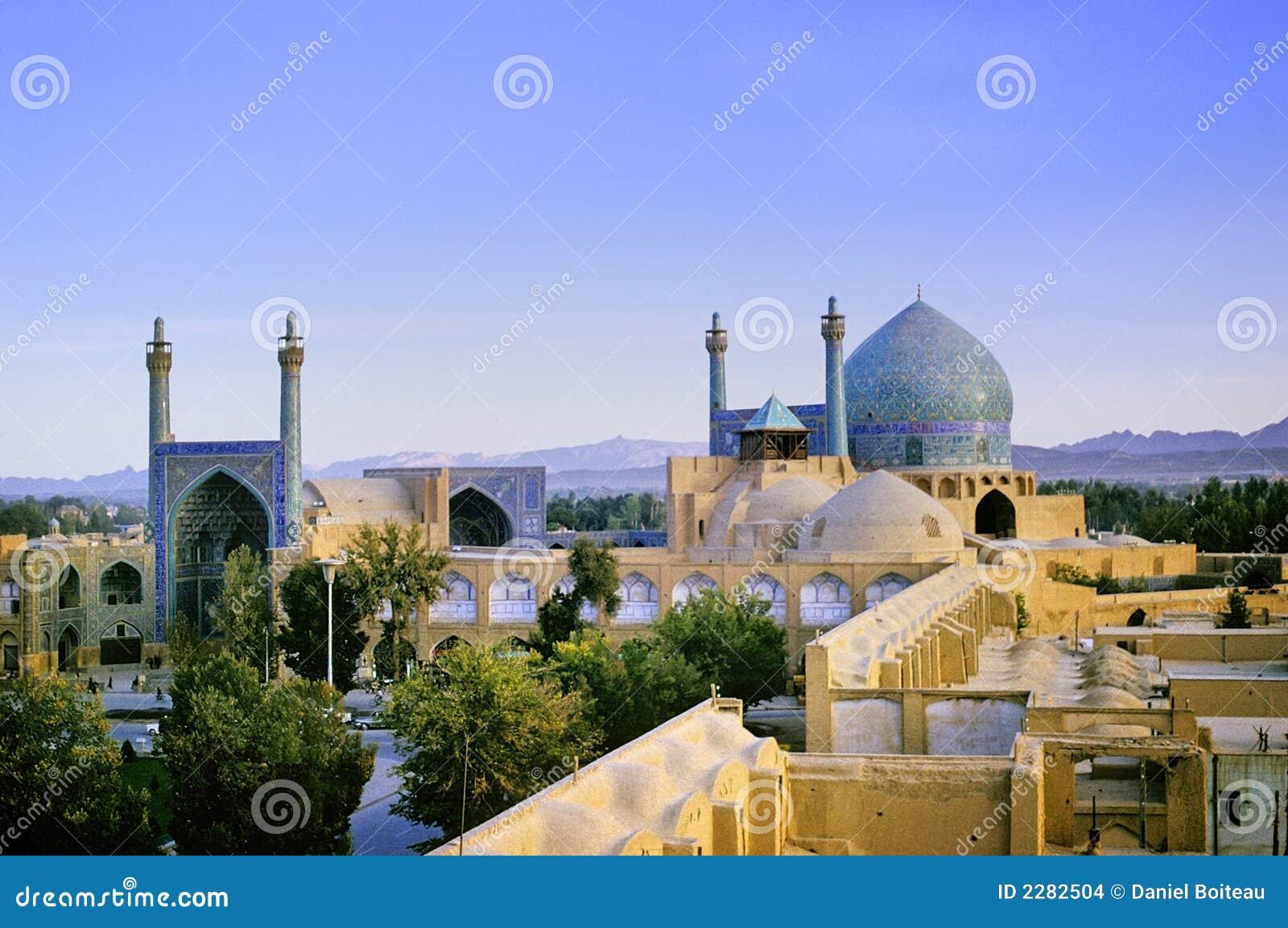 伊斯法罕清真寺