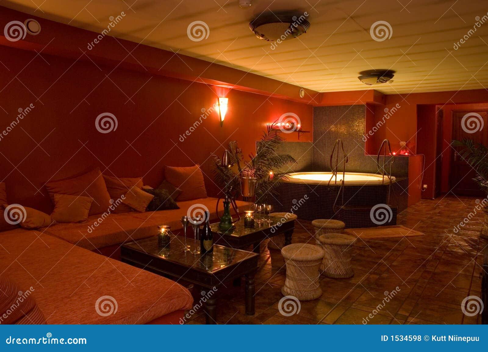 休息室温泉