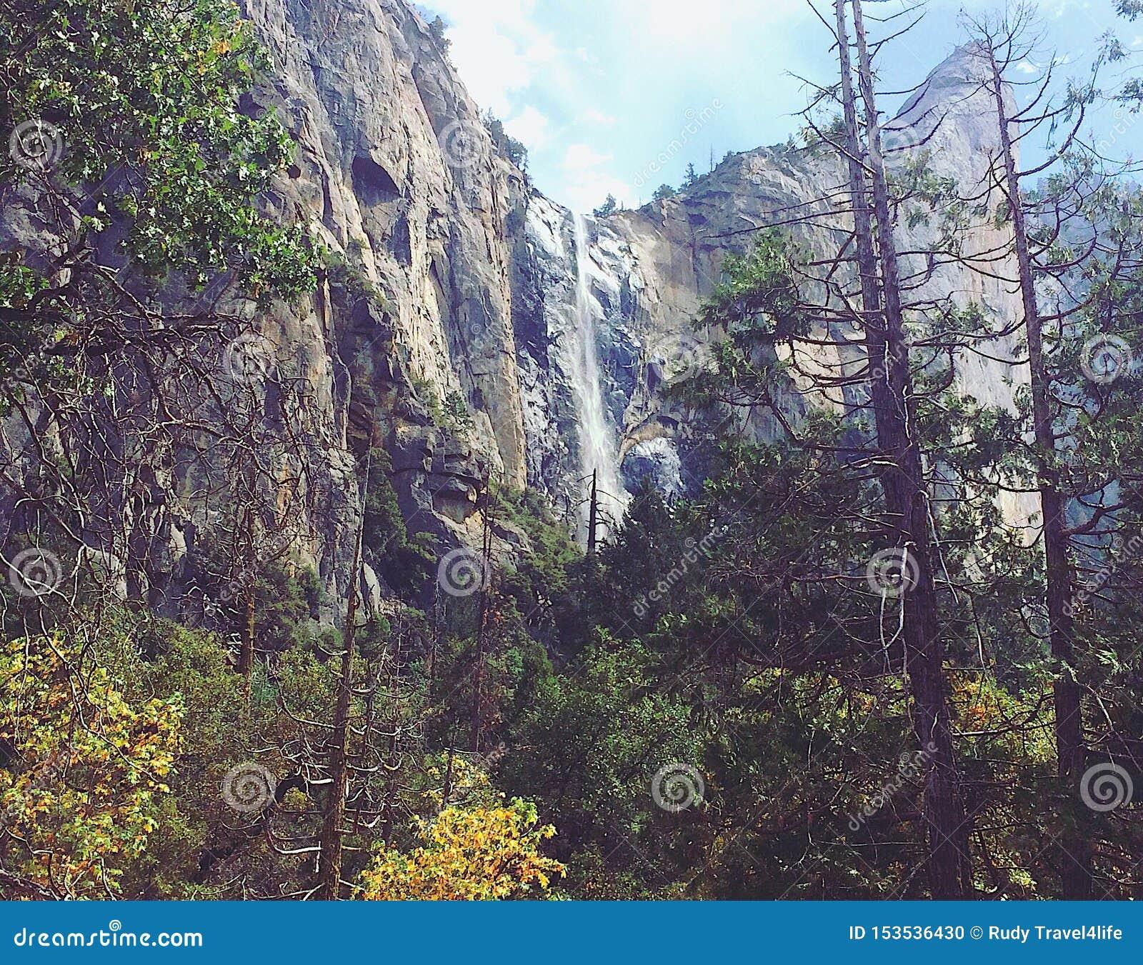 优胜美地国家公园美国