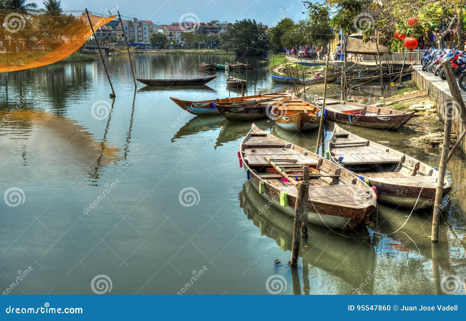 会安市越南