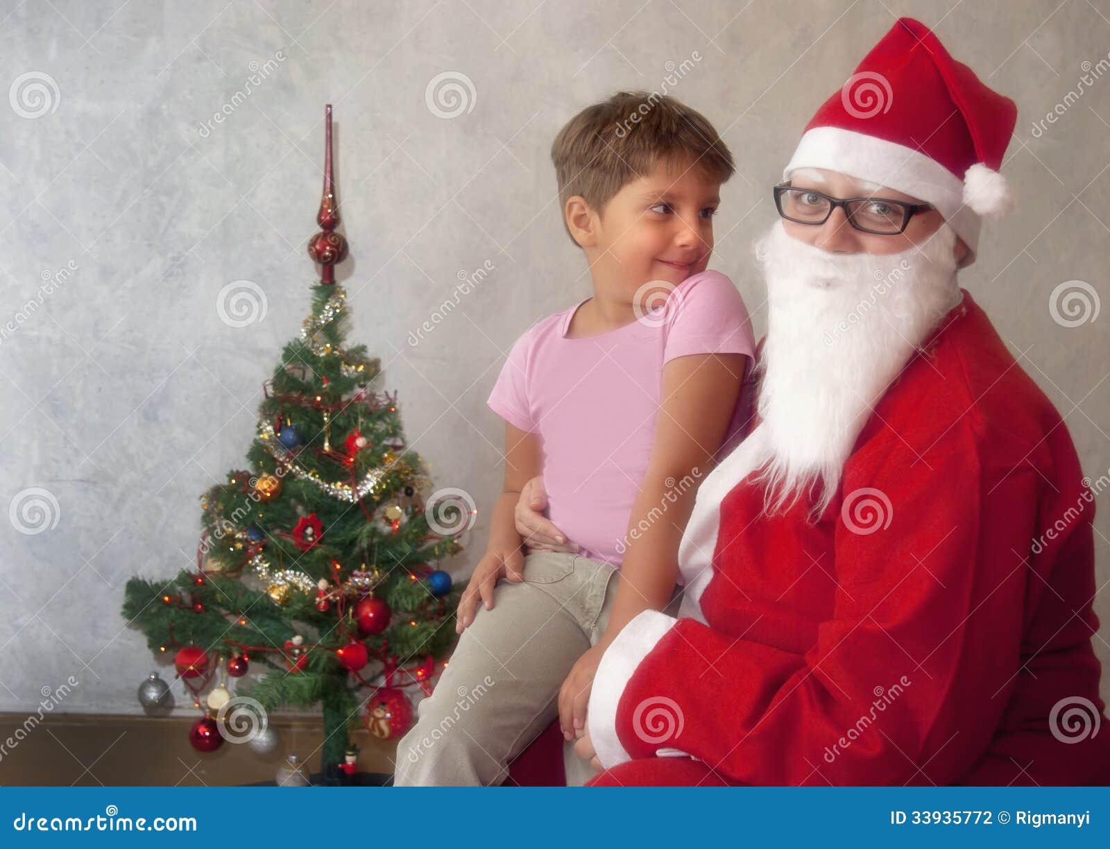 会议圣诞老人