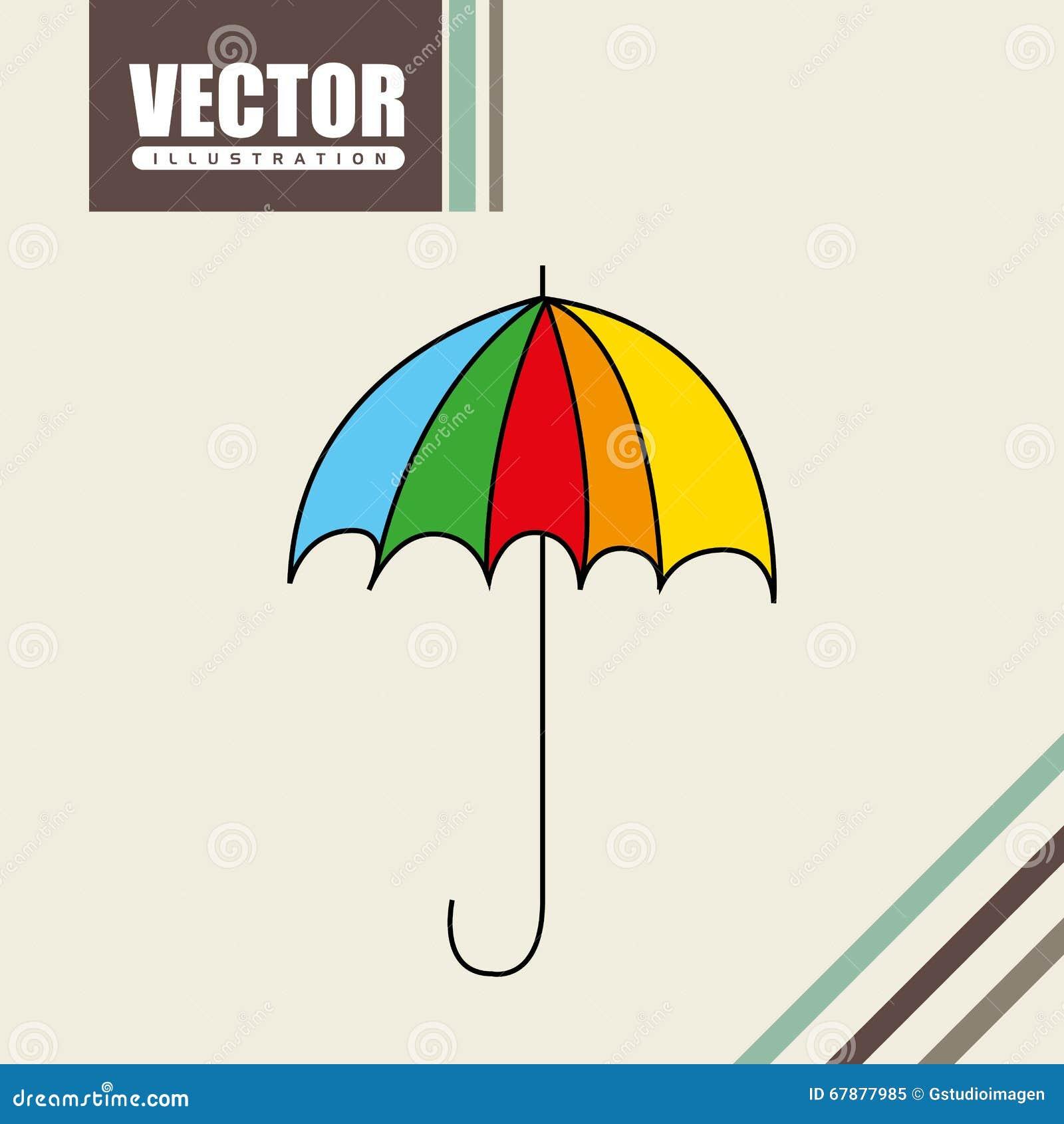 伞得出的象设计