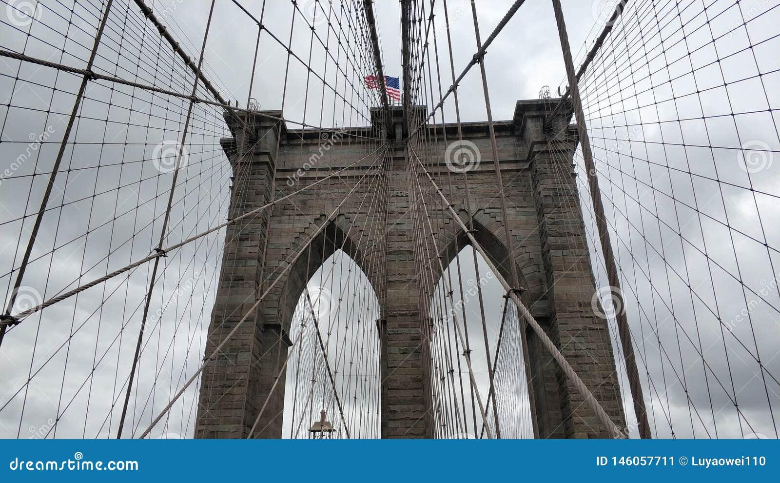 伟大的布鲁克林大桥