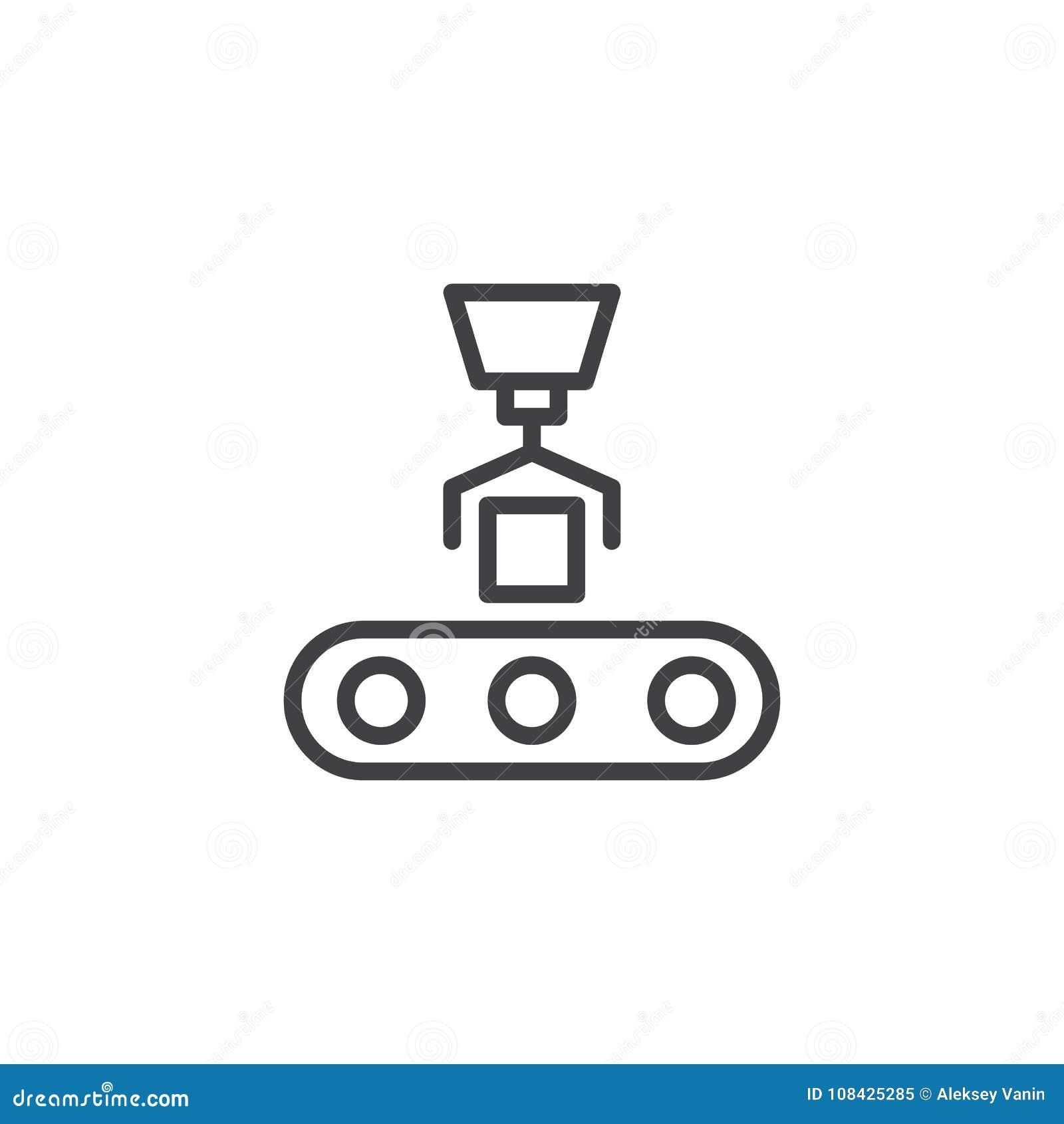 传动机负载线象