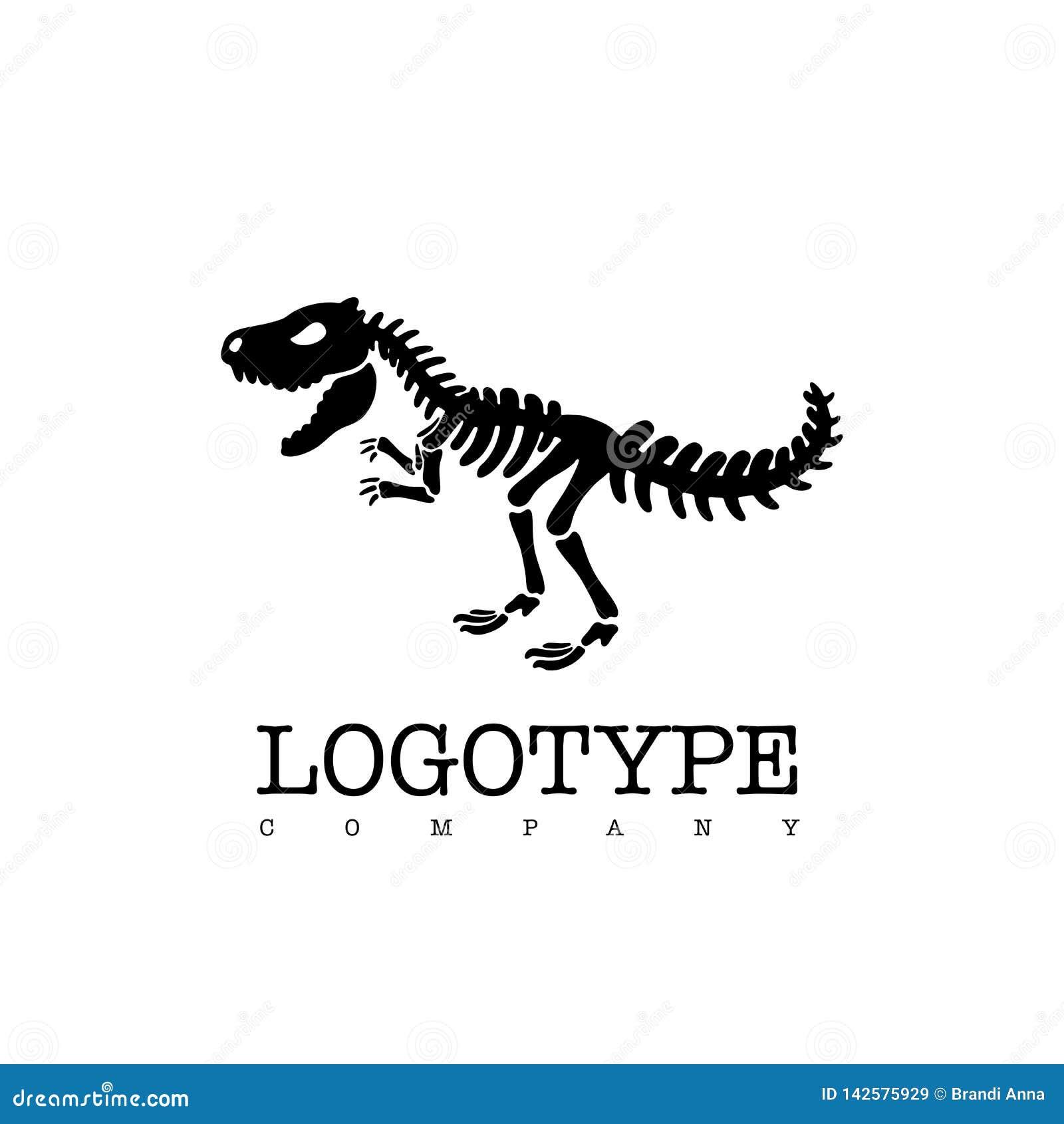 传染媒介略写法恐龙在白色背景隔绝的最基本的t雷克斯