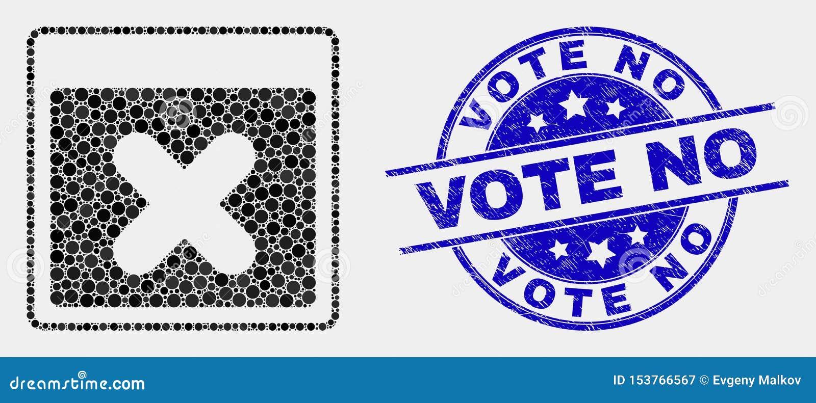 传染媒介Pixelated关闭应用窗口象和抓投反对票封印