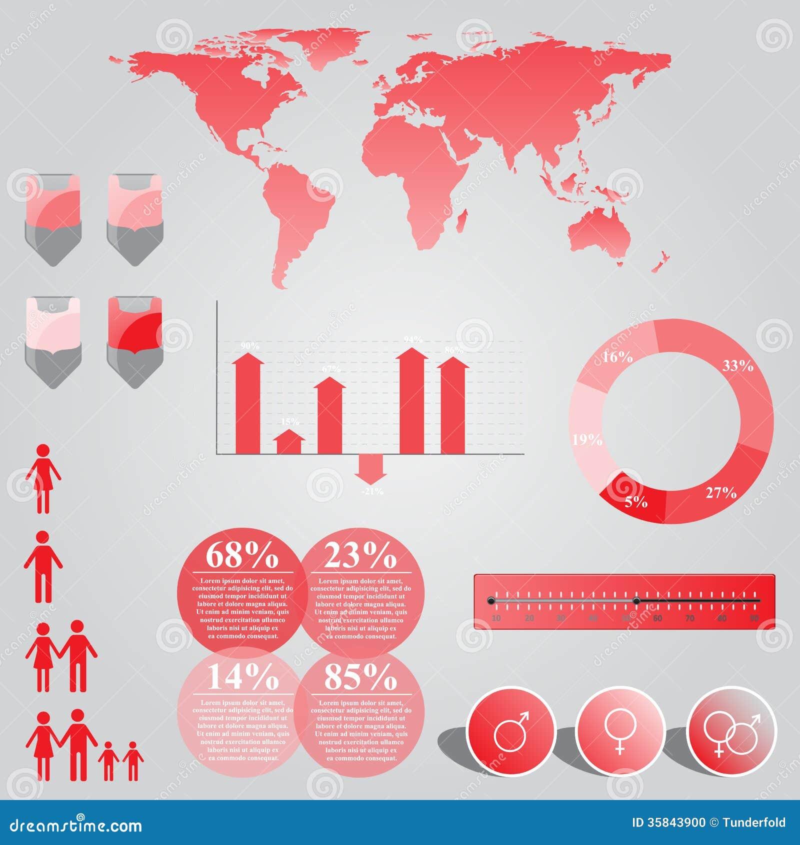 传染媒介信息图表