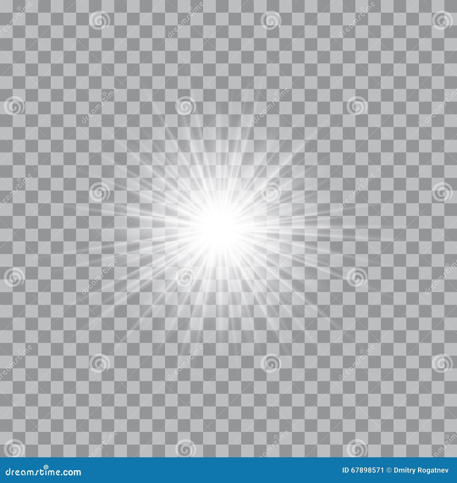 传染媒介发光的光破裂与闪闪发光