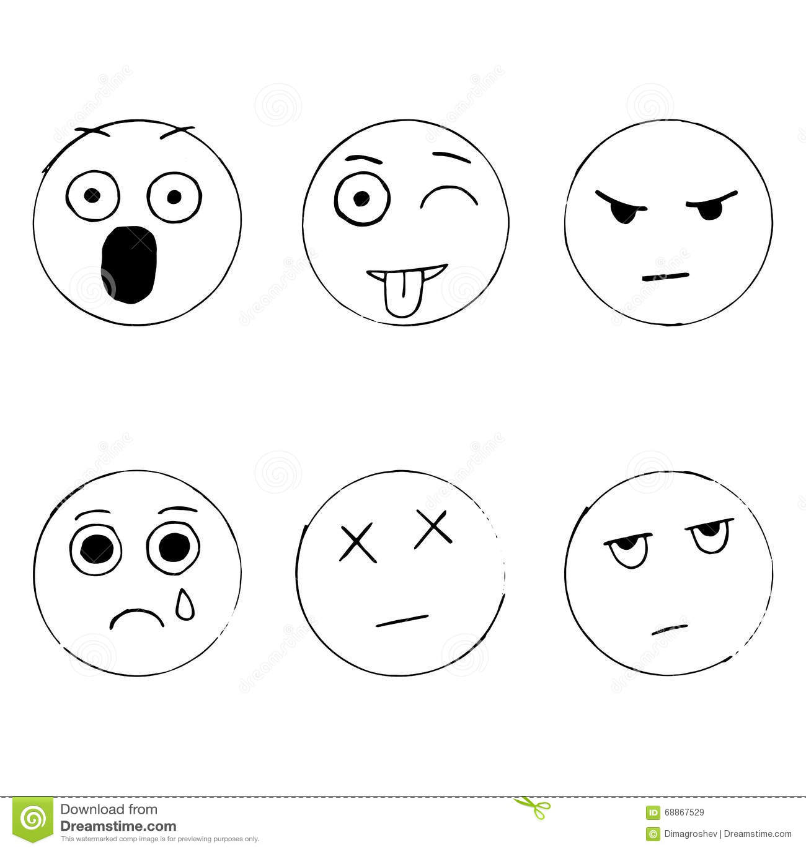 传染媒介套意思号乱画,手拉的哀伤的emoji图片
