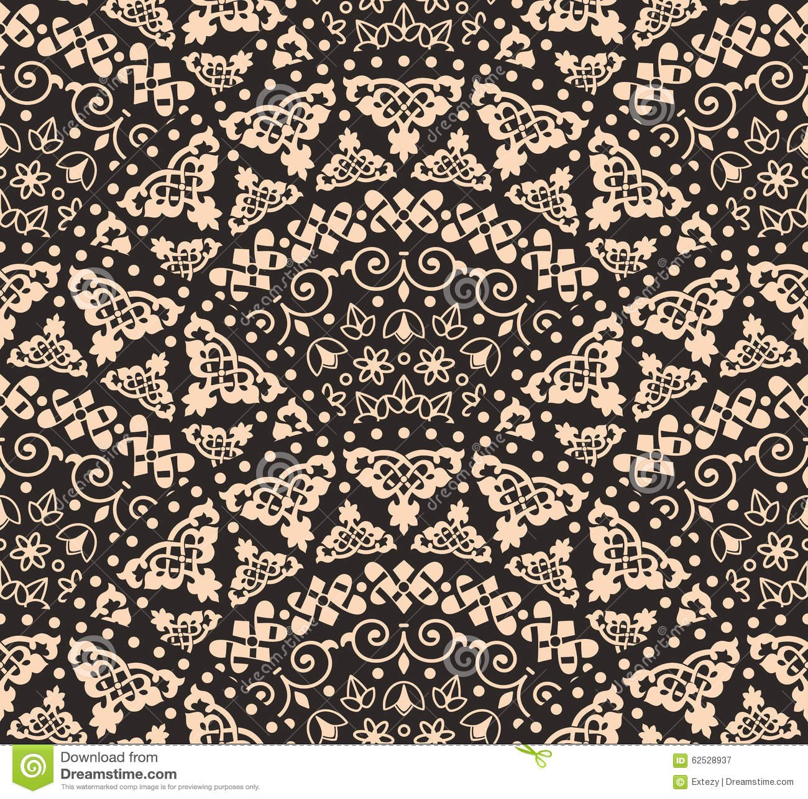 传染媒介抽象无缝的几何背景