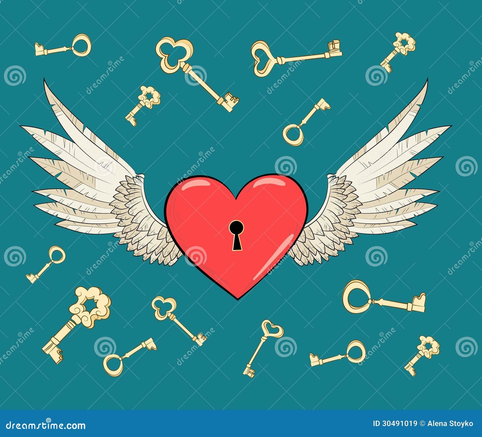 传染媒介翼和心脏