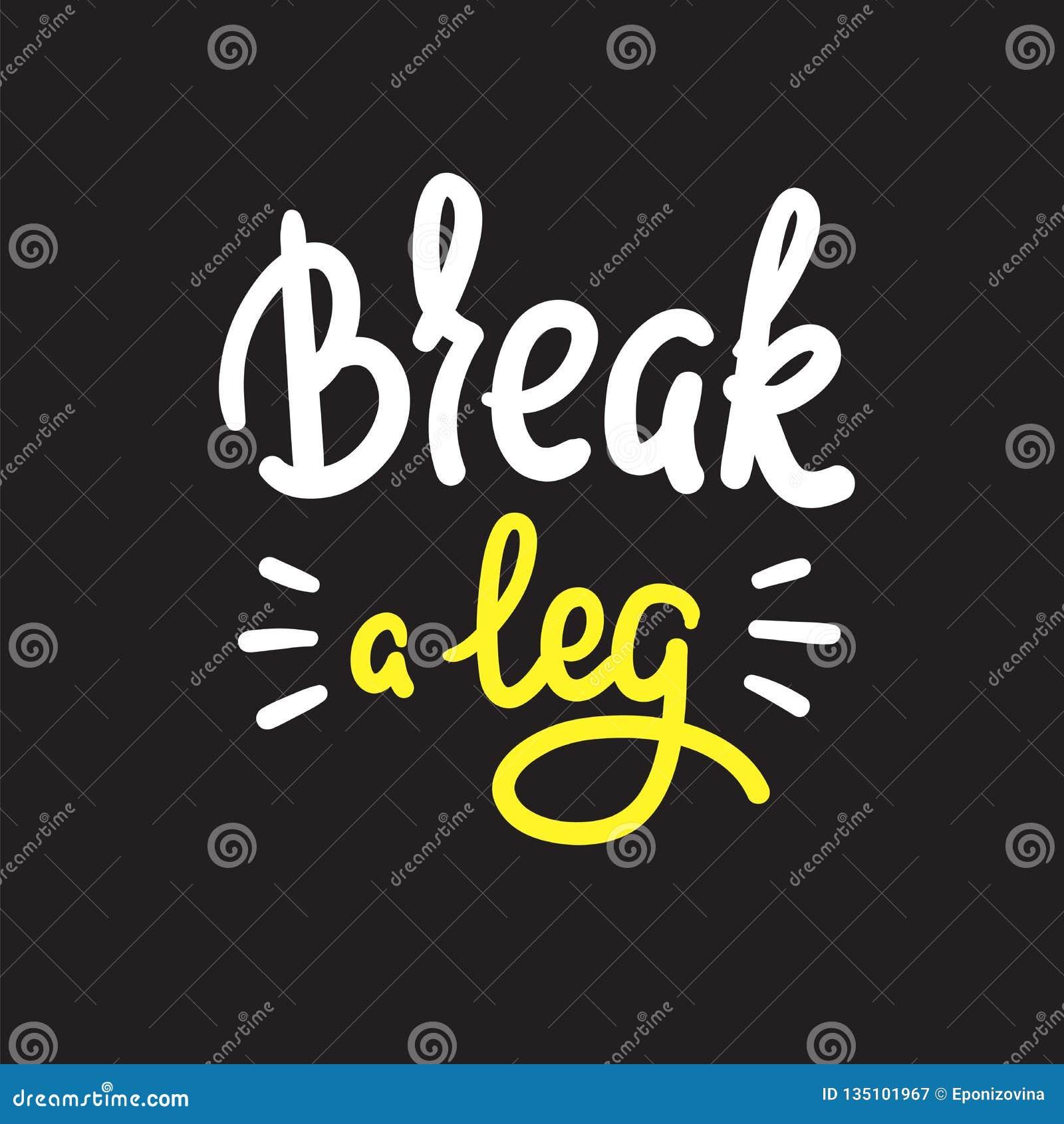 伤腿-简单启发和诱导行情 英国成语,在上写字 青年俗话 激动人心的海报的, t-shir印刷品