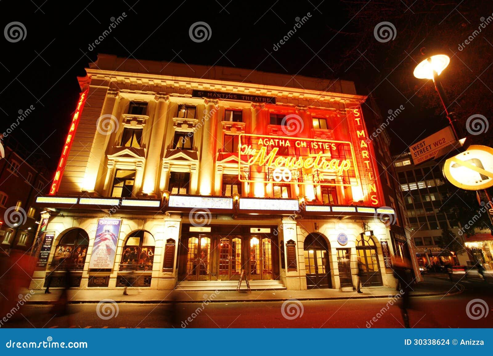 伦敦剧院,圣马丁的剧院