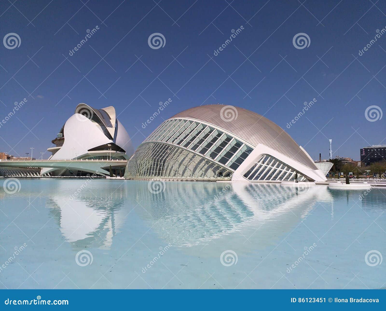 巴伦西亚艺术和科学城市