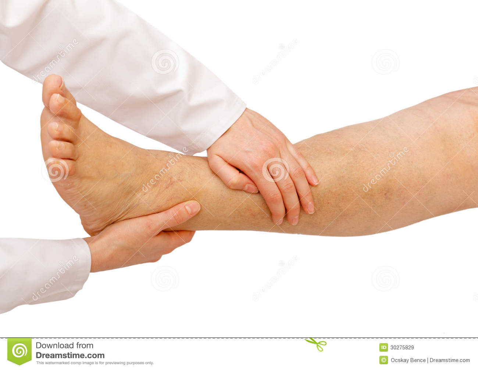 降低肢体考试