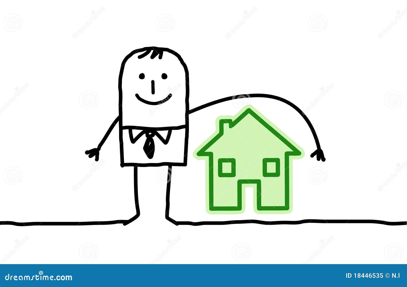 住房保险推销员
