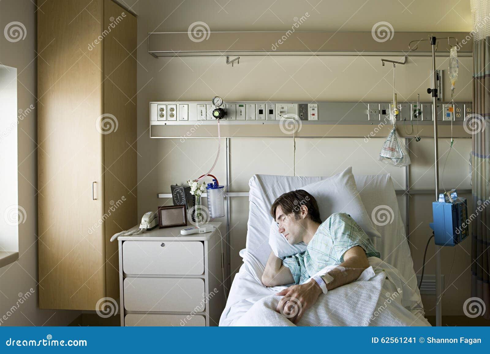 住院病人睡覺 庫存照片 - 圖片: 62561241圖片