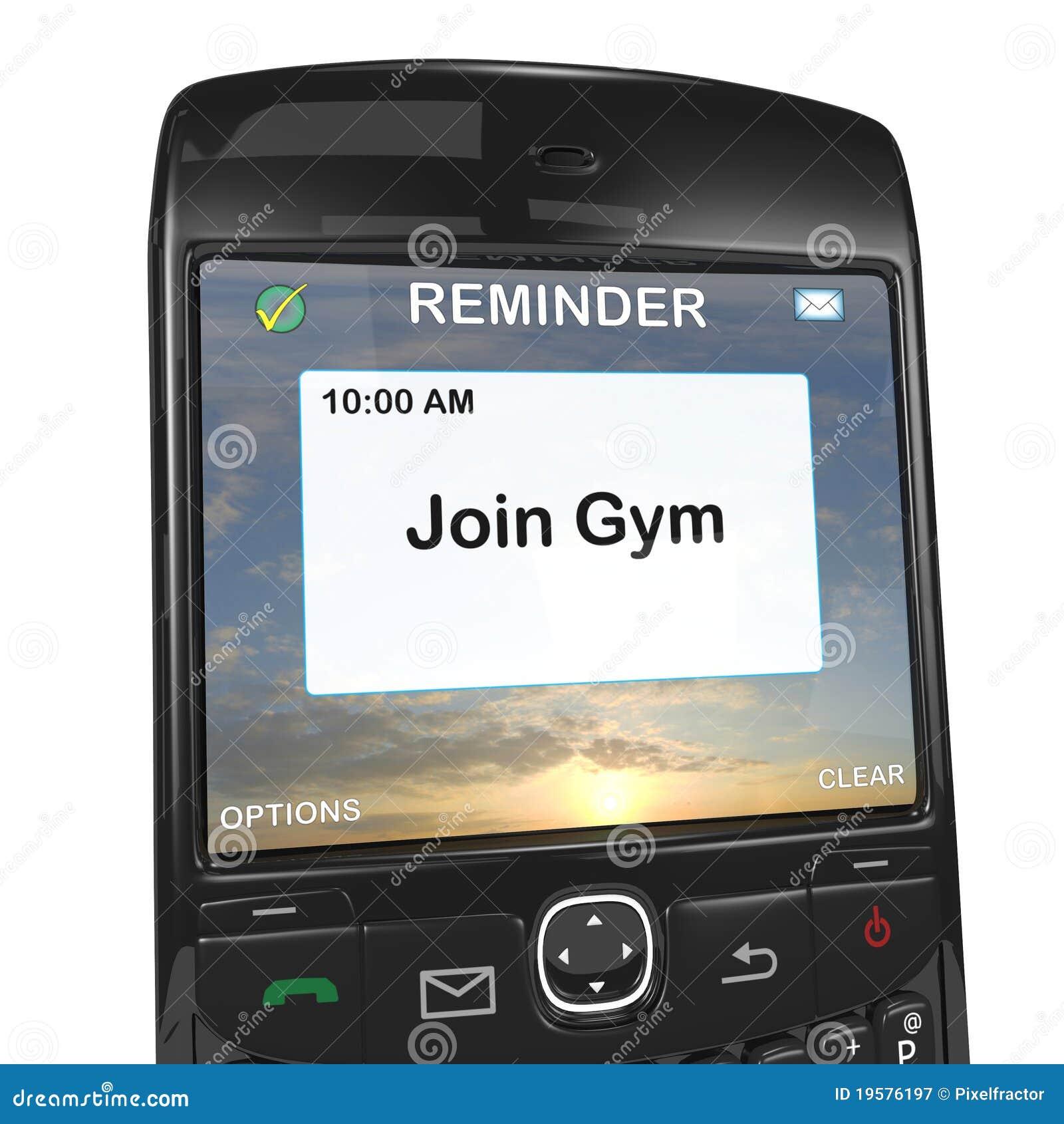 体操连接聪明电话的提示