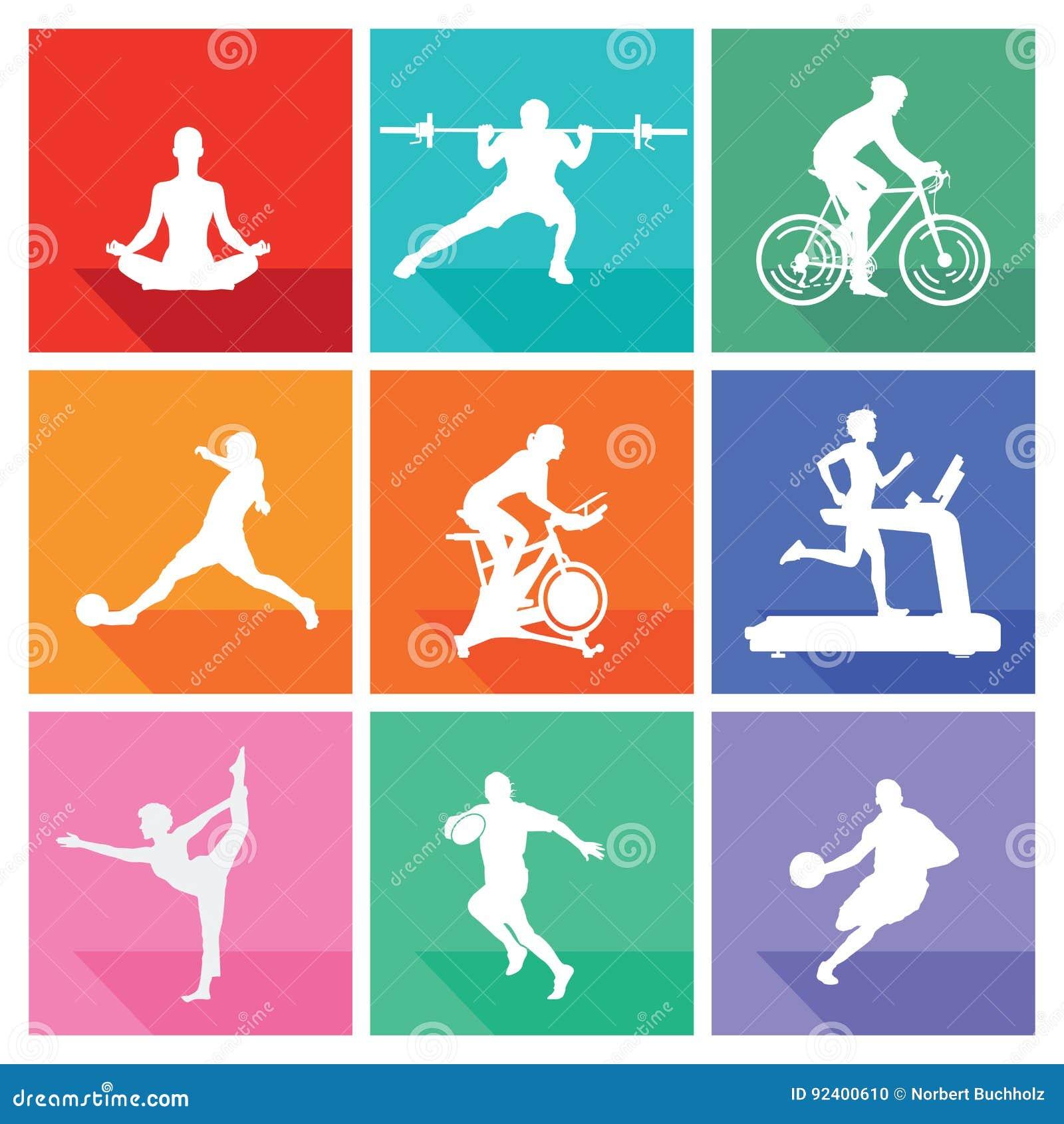 体育和健身