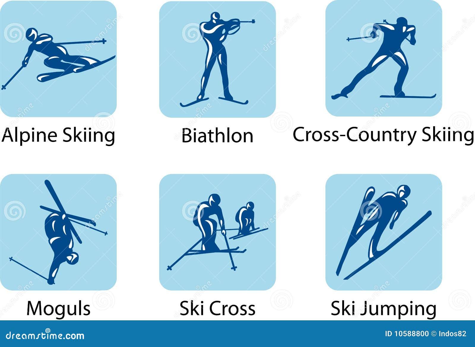 体育运动图表