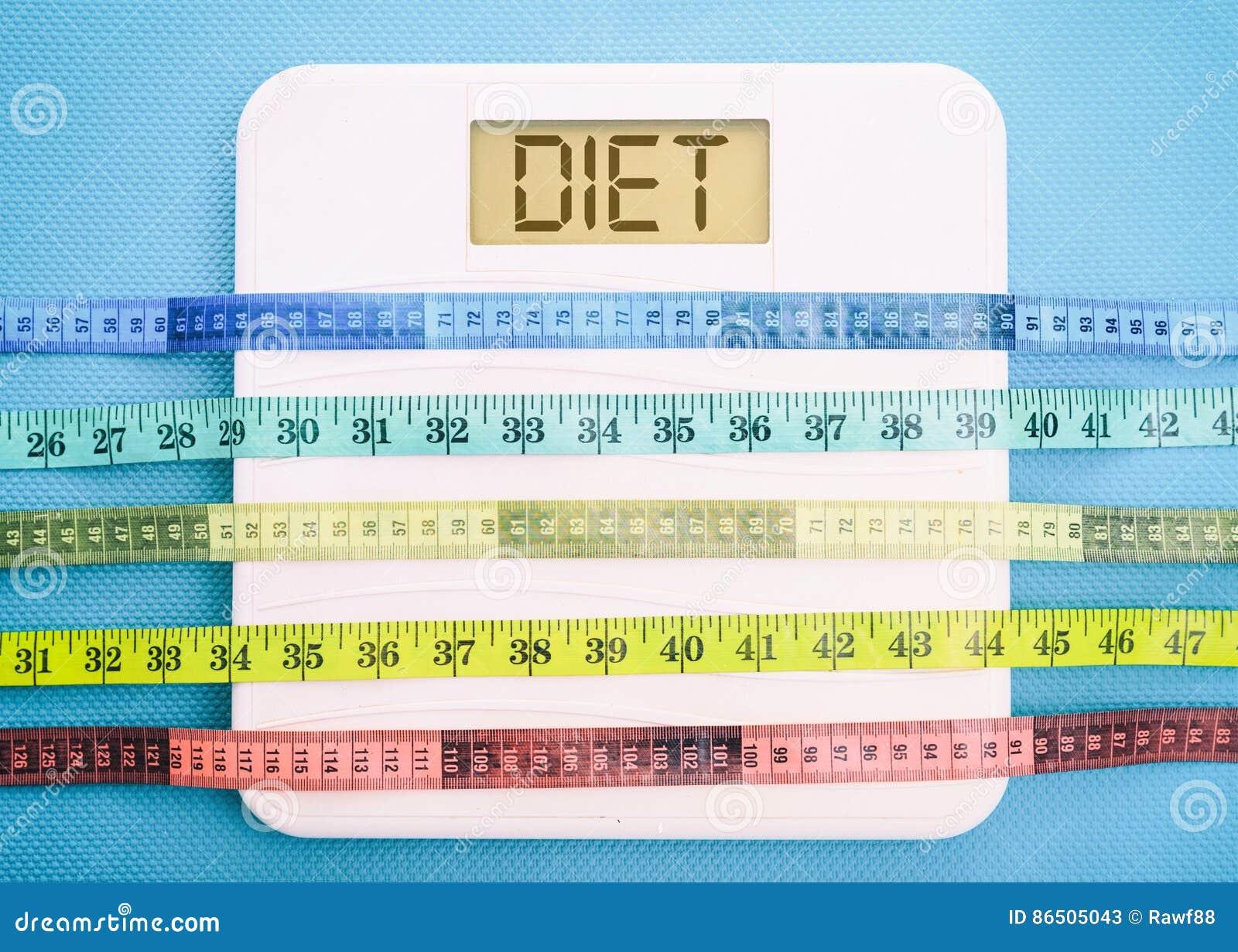 体重计和措施磁带