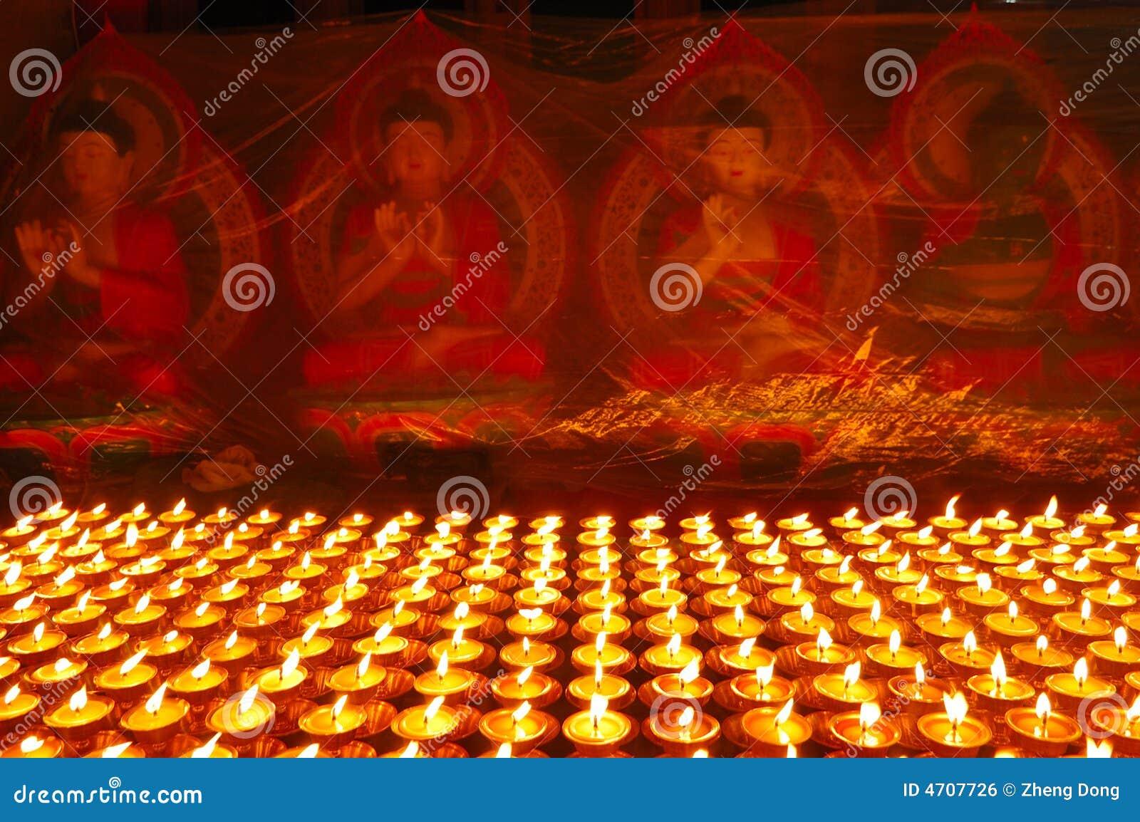 佛教黄油闪亮指示