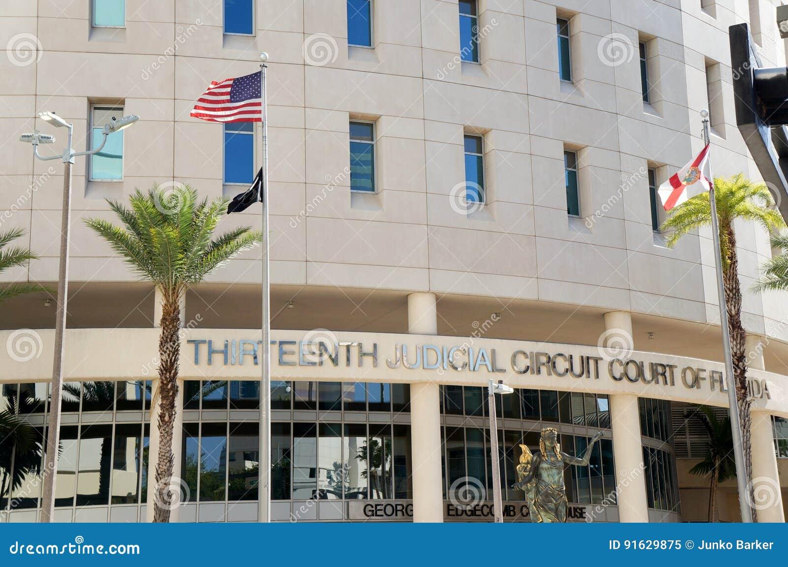 佛罗里达,街市坦帕,佛罗里达,美国第十三司法巡回法庭