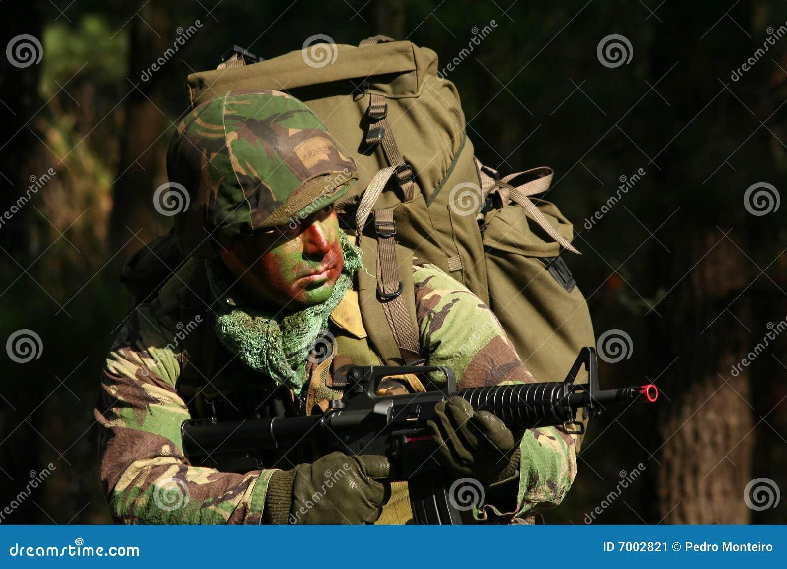 作战军事训练