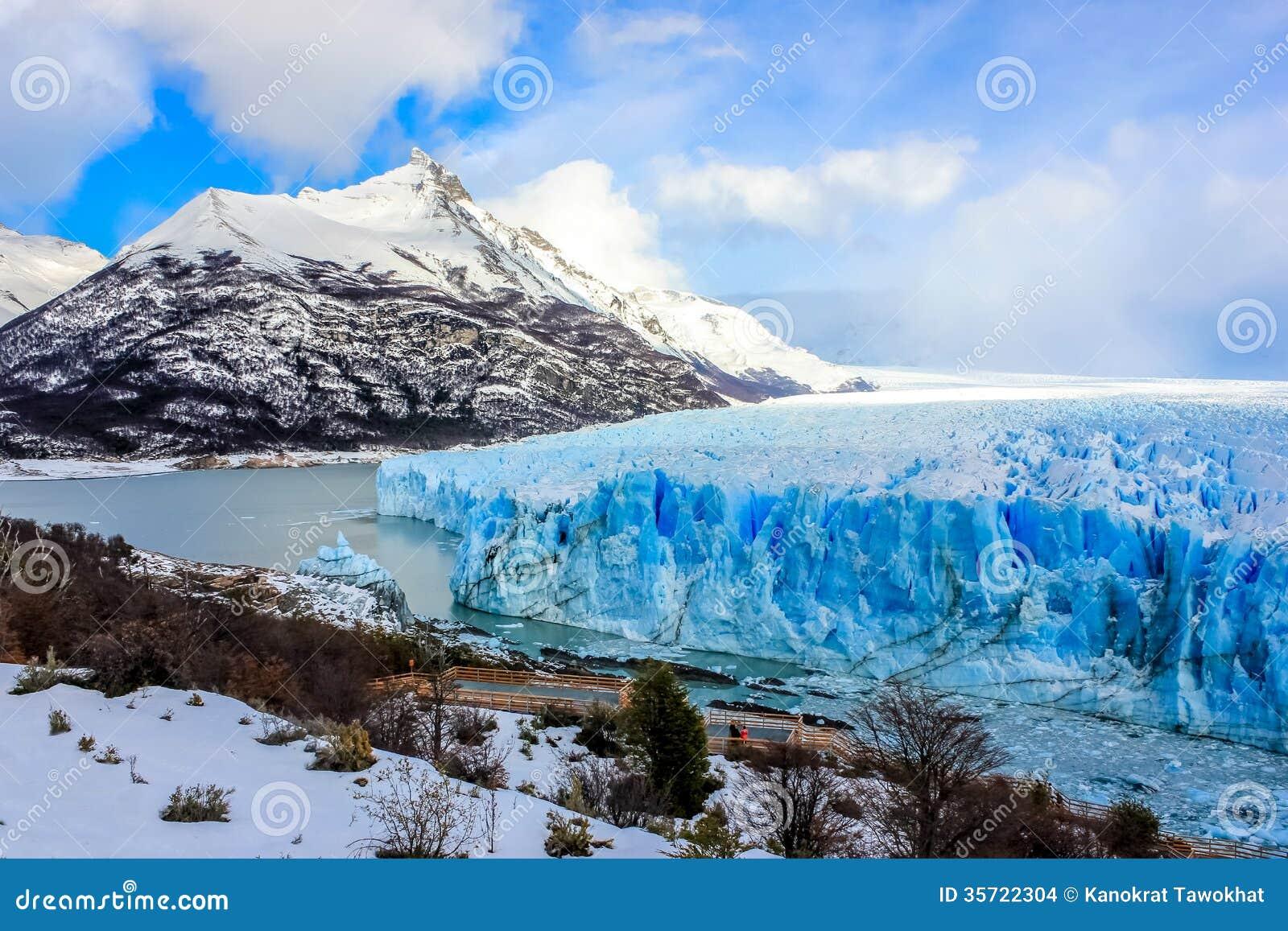 佩里托莫雷诺冰川,埃尔卡拉法特,巴塔哥尼亚,阿根廷