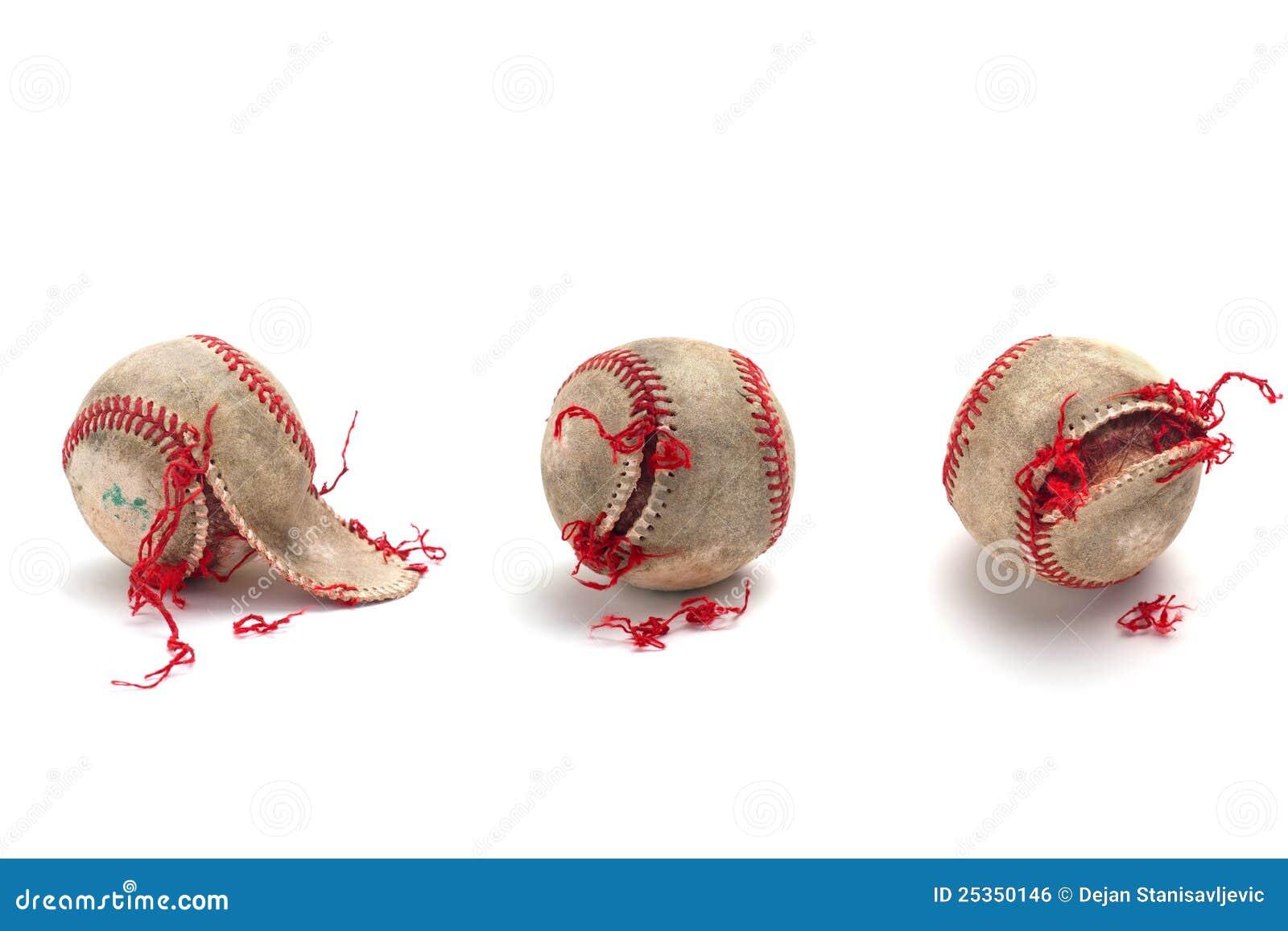使用的地道棒球