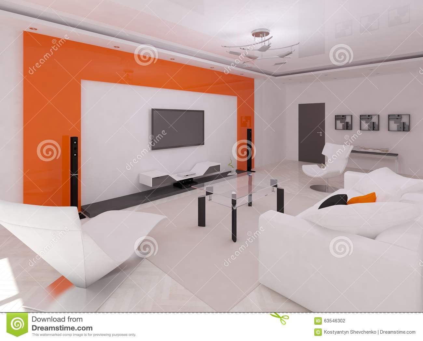 侈奢的客厅