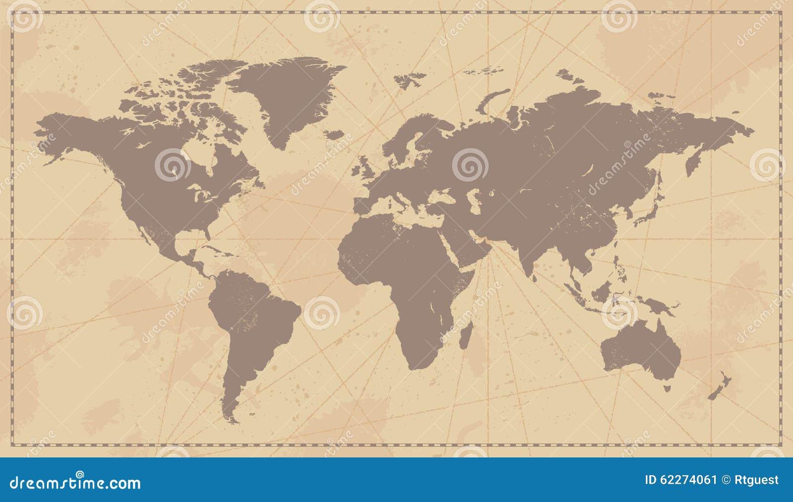 例证映射旧世界