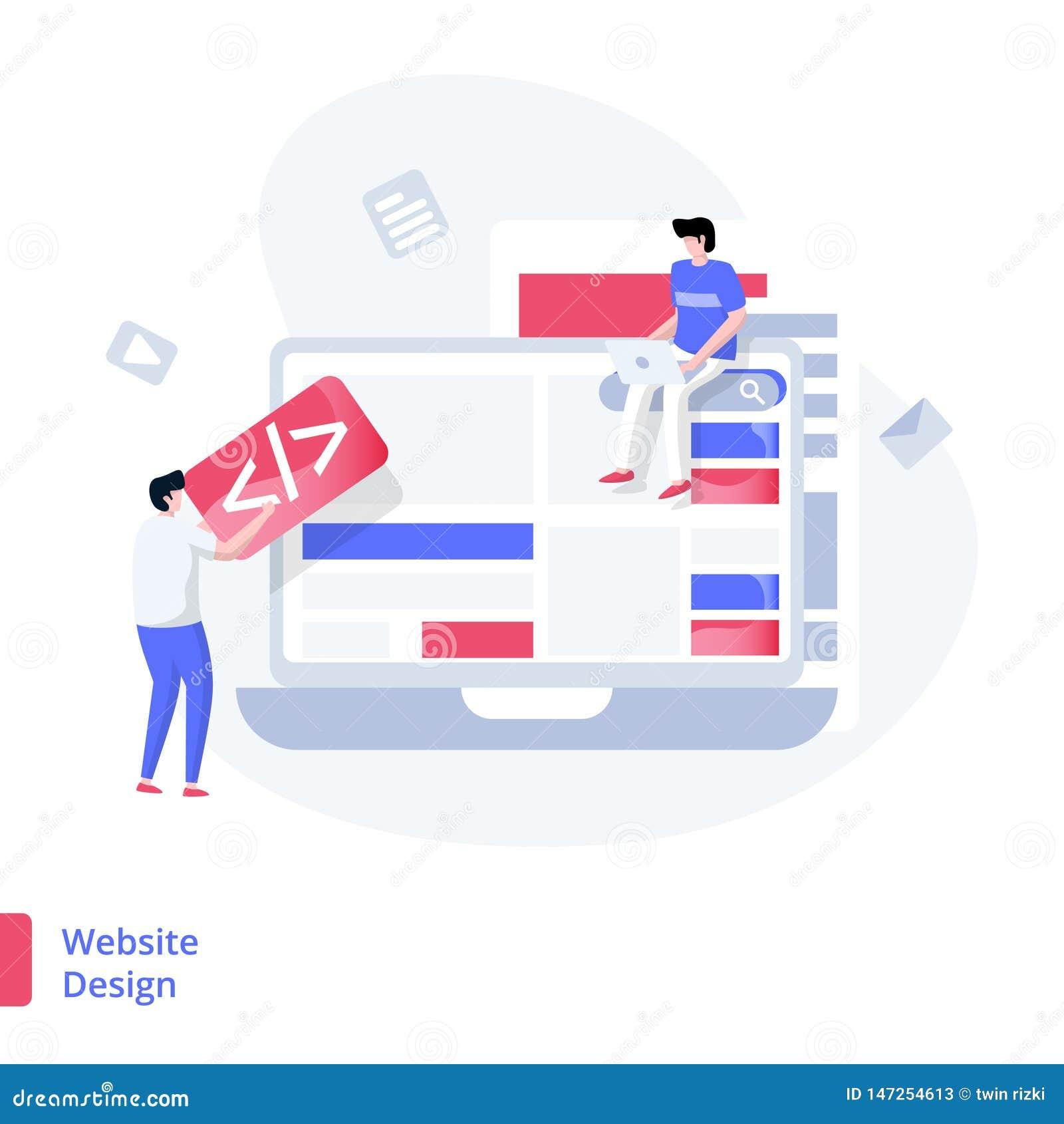 例证网站设计
