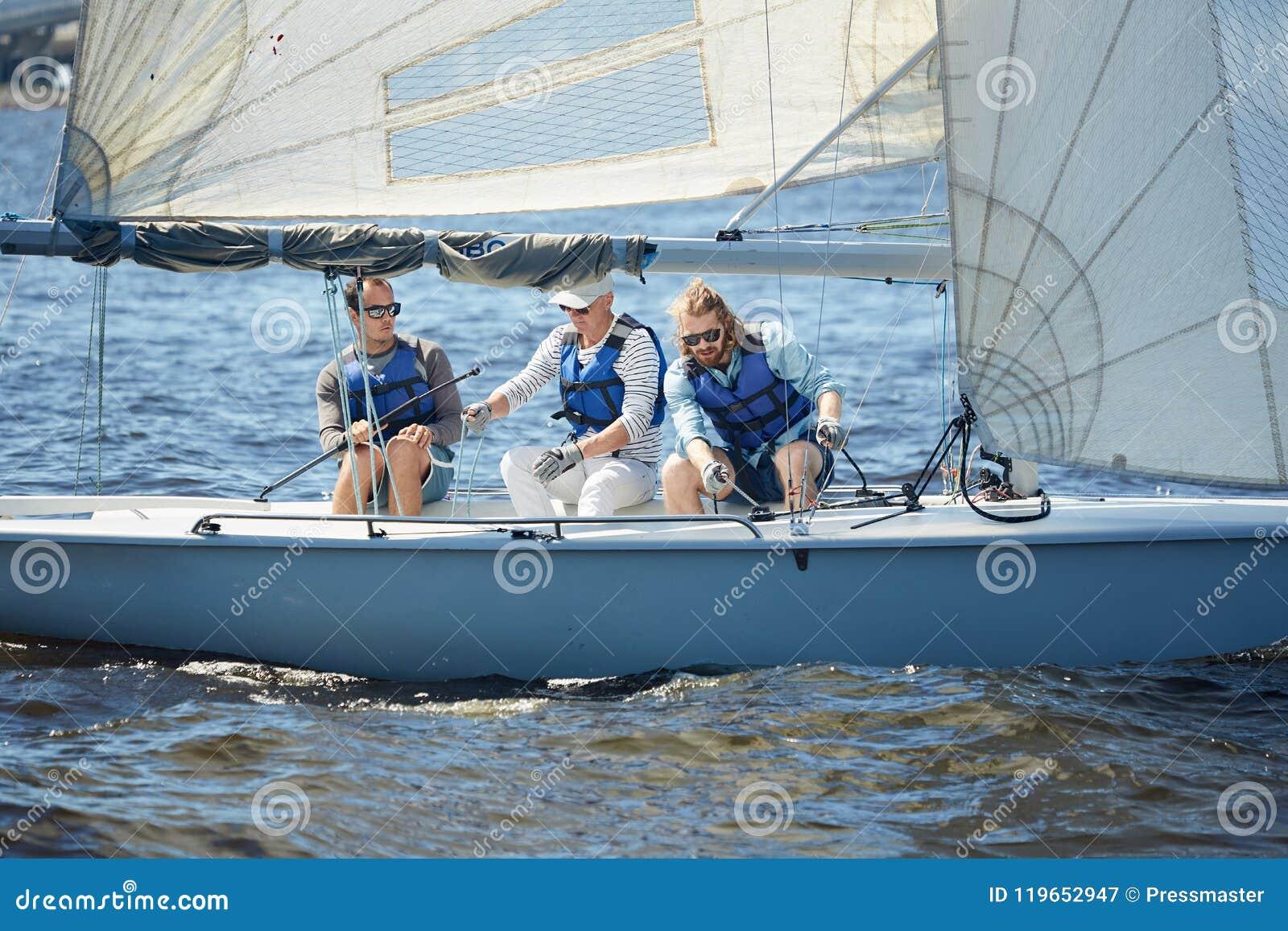 例证航行海运向量