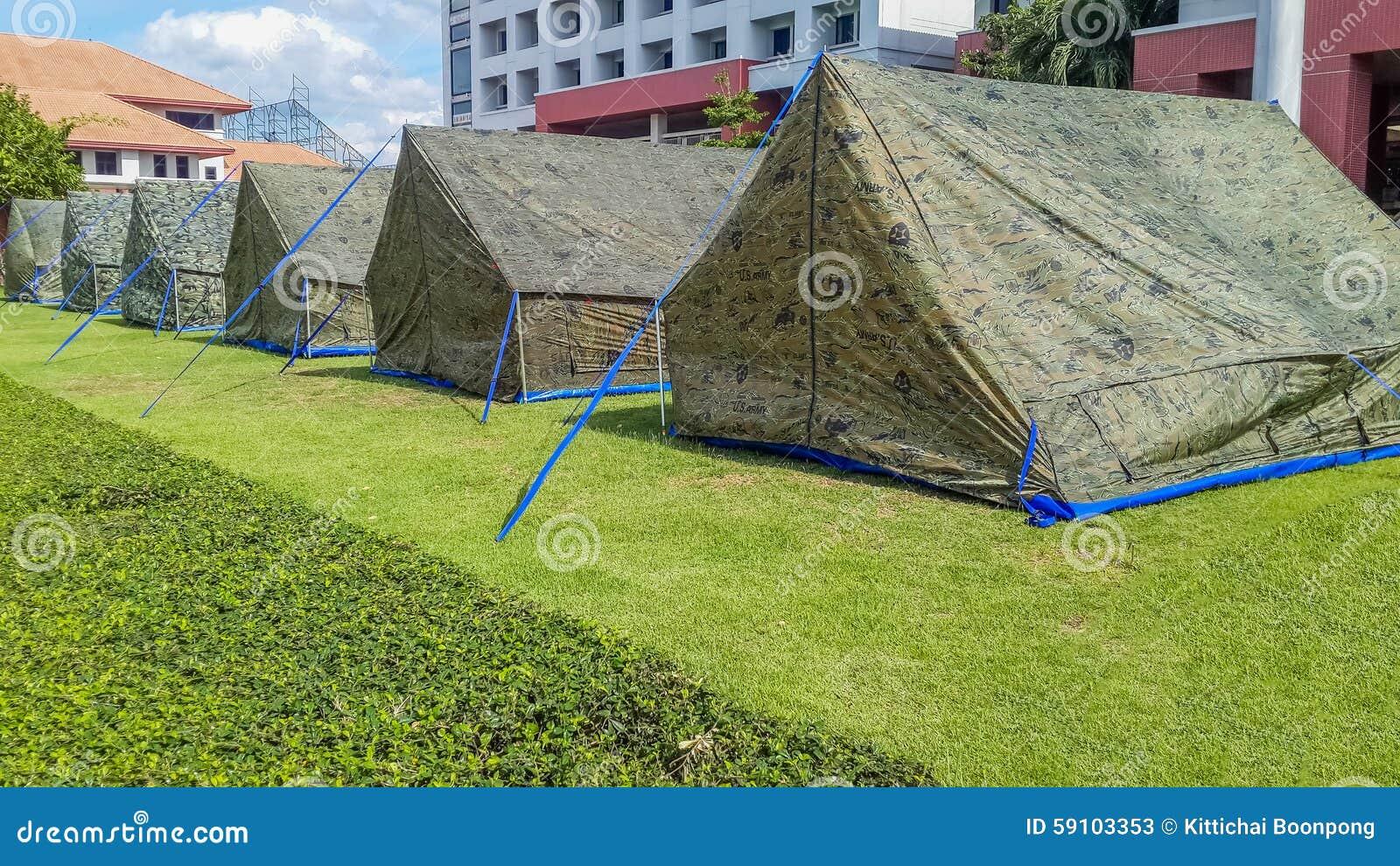 侦察员营地
