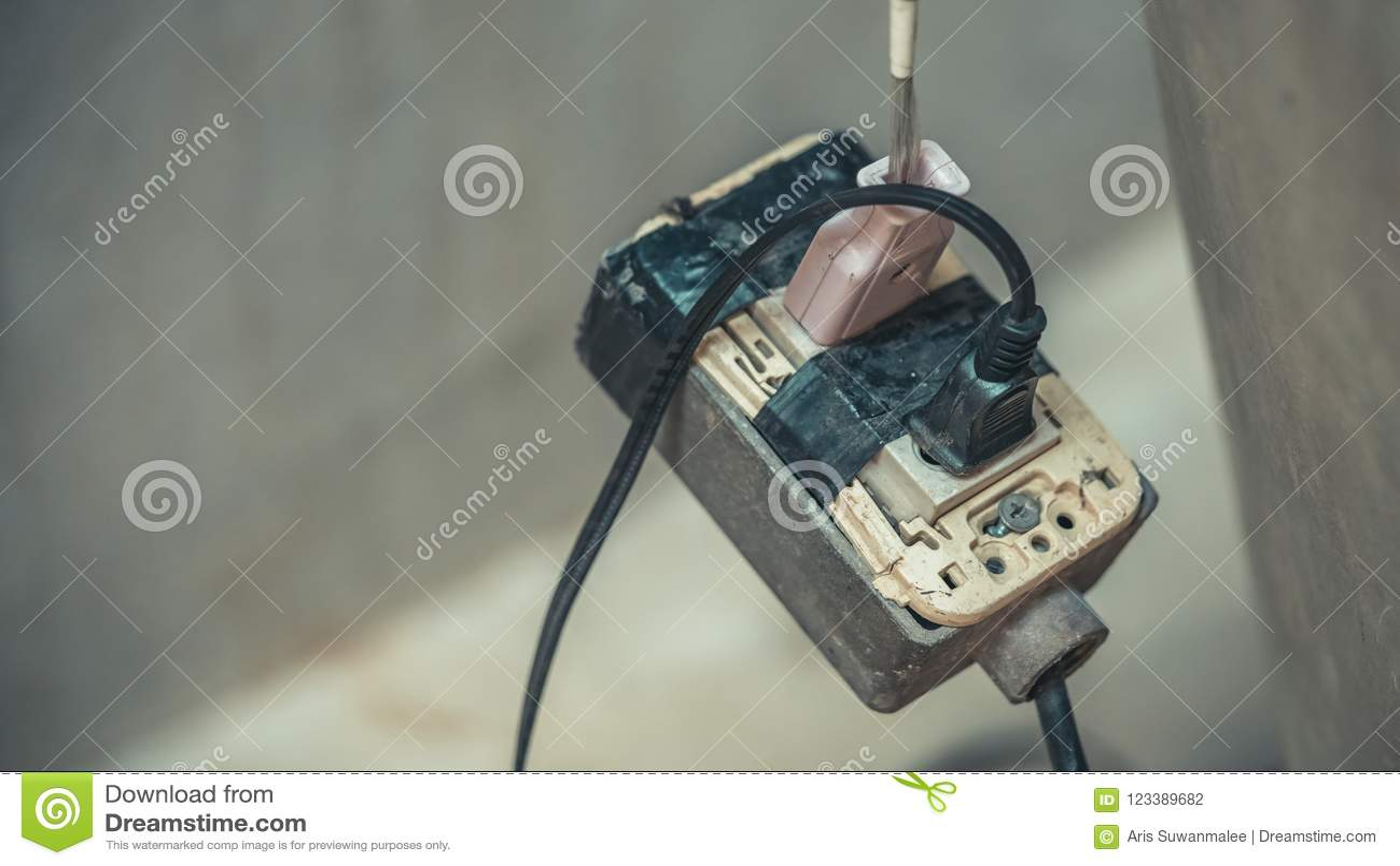 便携式的电设备插座