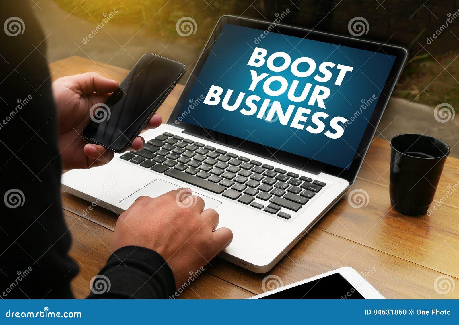 促进您的事务,促进您的收入,事务,技术,