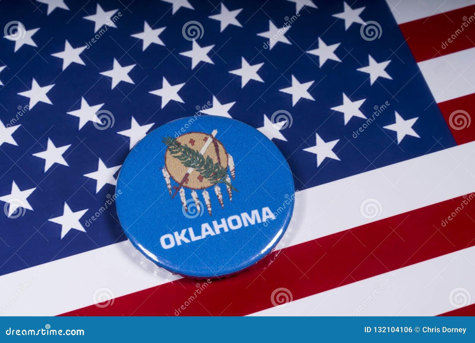 俄克拉何马州在美国