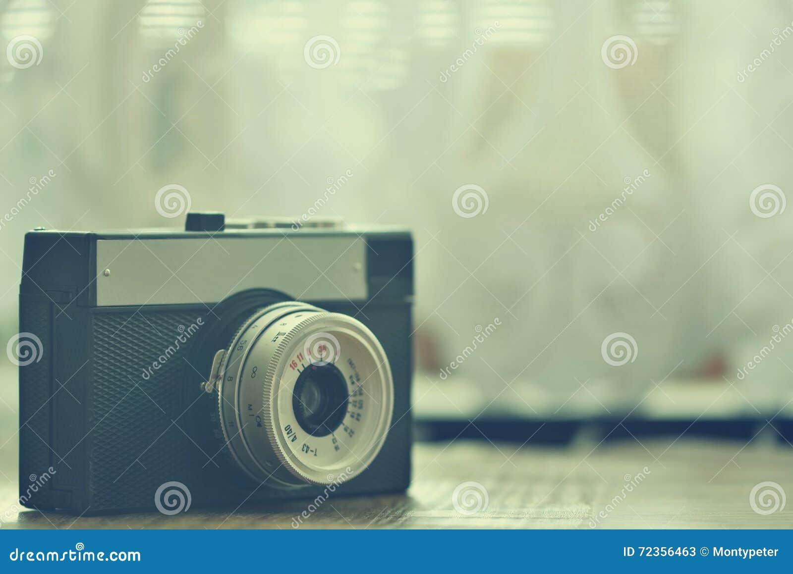 俄国老模式照相机 老减速火箭的照片