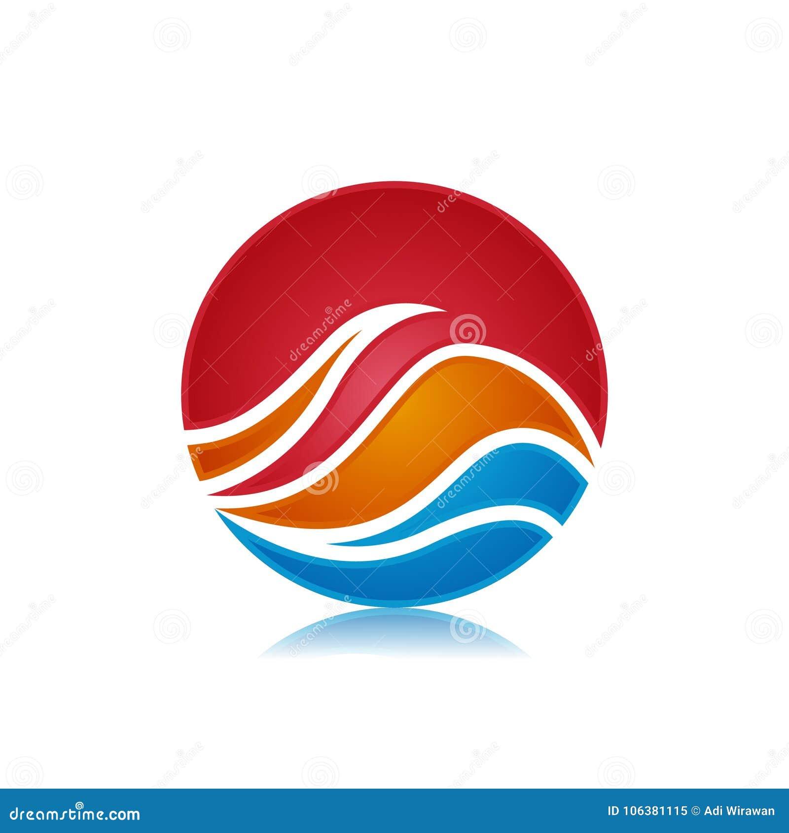 保存下载预览企业抽象符号-商标概念例证 抽象徽标 垂直的形状标志