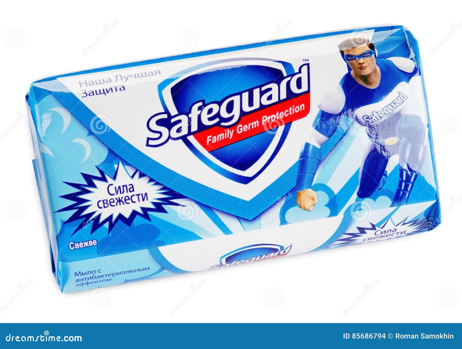 保障新鲜的肥皂酒吧顶视图在白色隔绝的