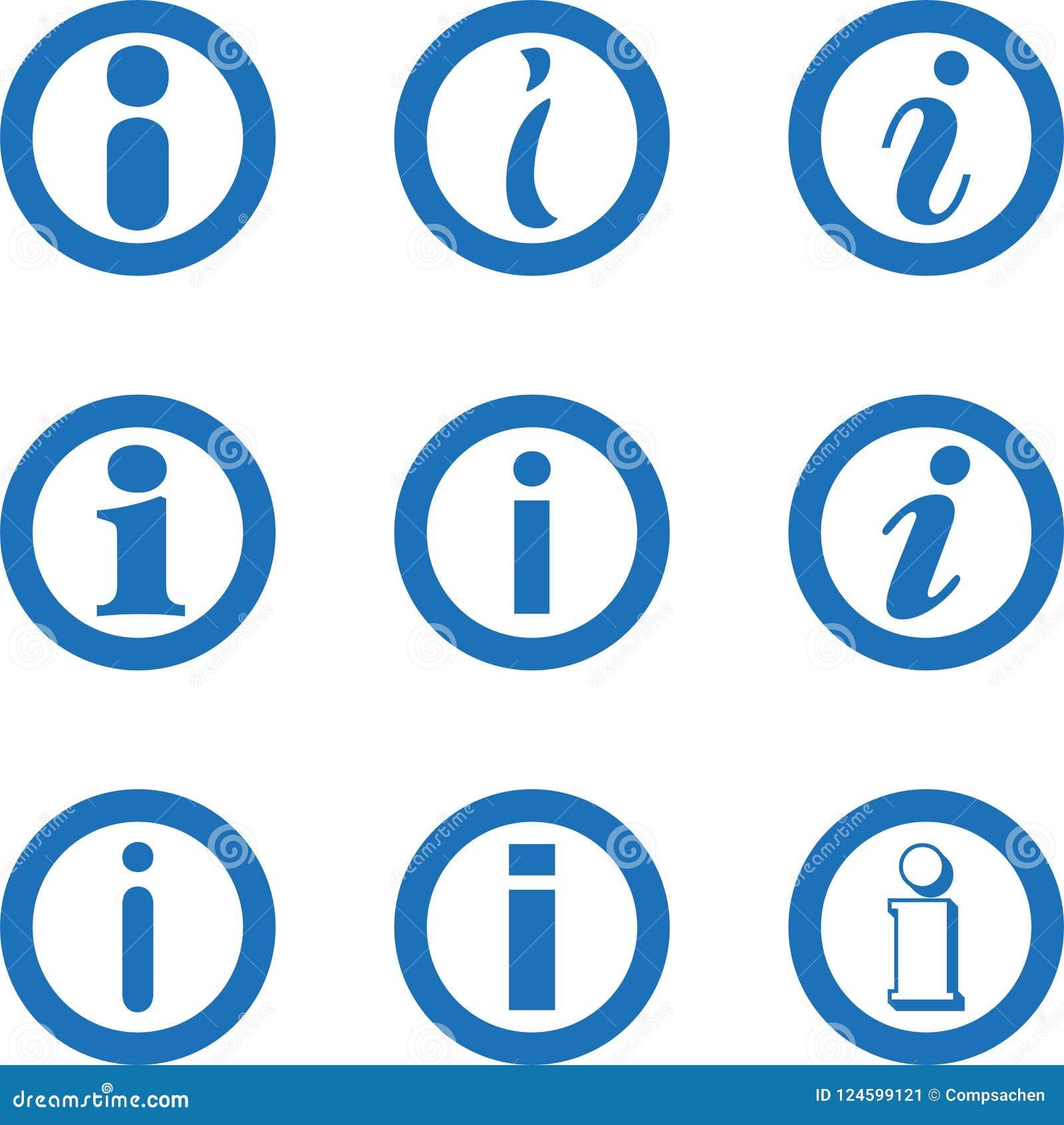 信息象汇集,信息标志,信件象,信息象汇集