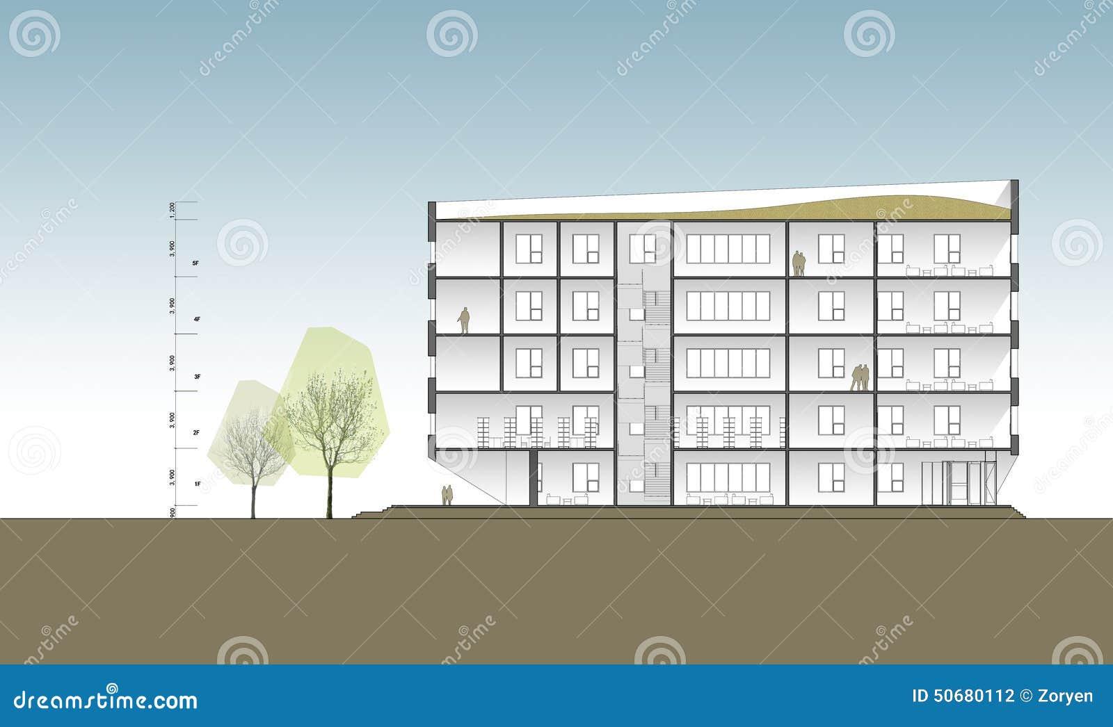 Download 修造的横断面 库存照片. 图片 包括有 公寓房, 图象, 任何地方, 例证, 的主动脉, 剪切, 布琼布拉 - 50680112