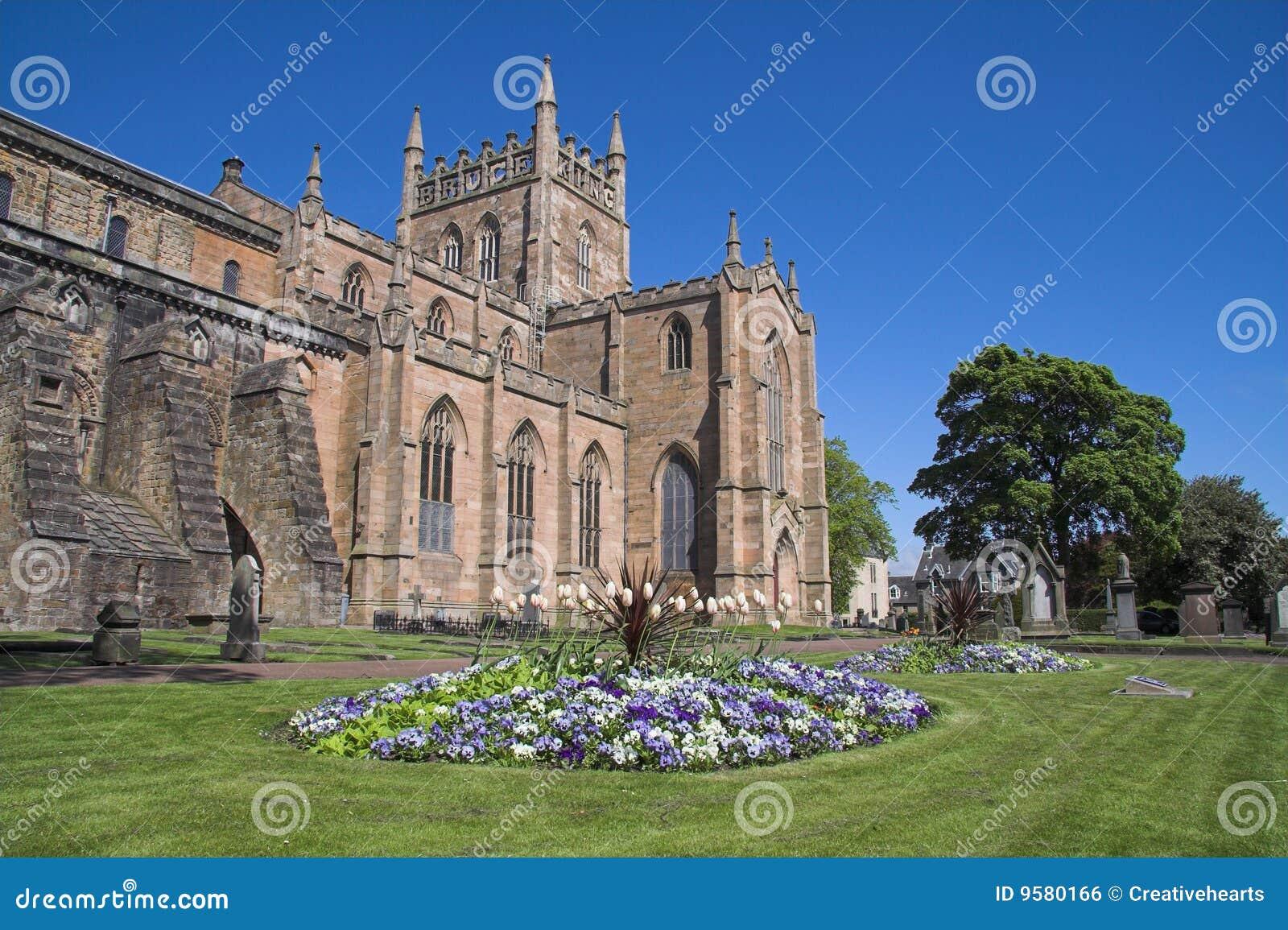 修道院dunfermline苏格兰