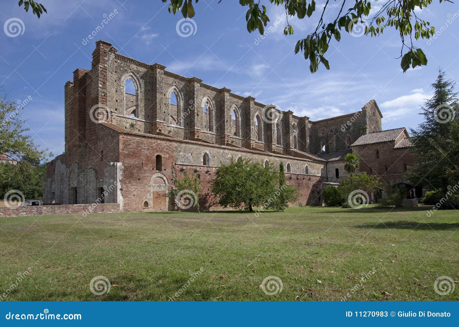 修道院galgano圣
