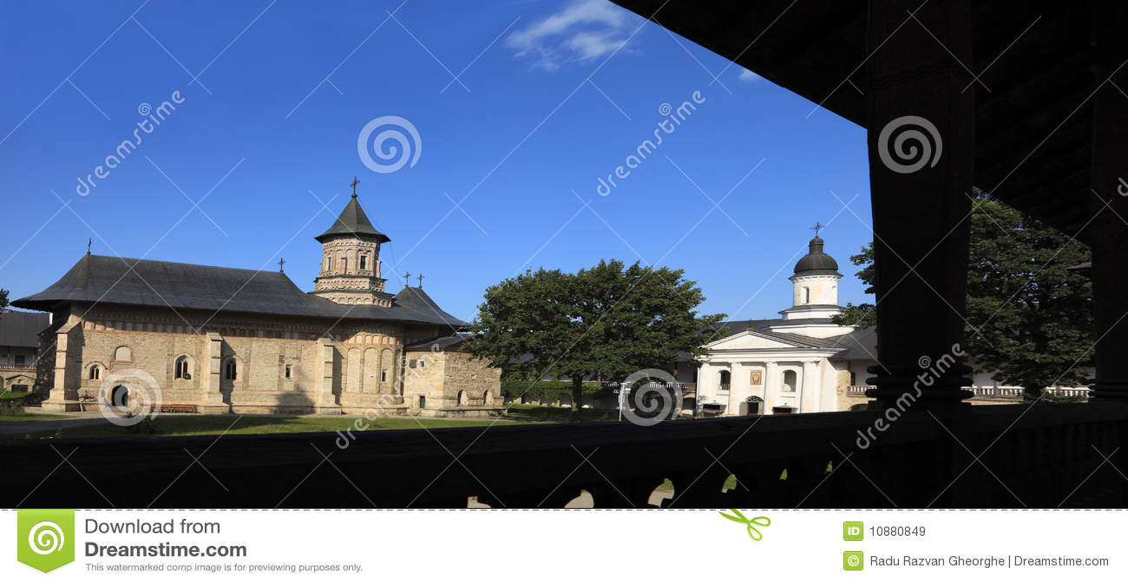 修道院neamt