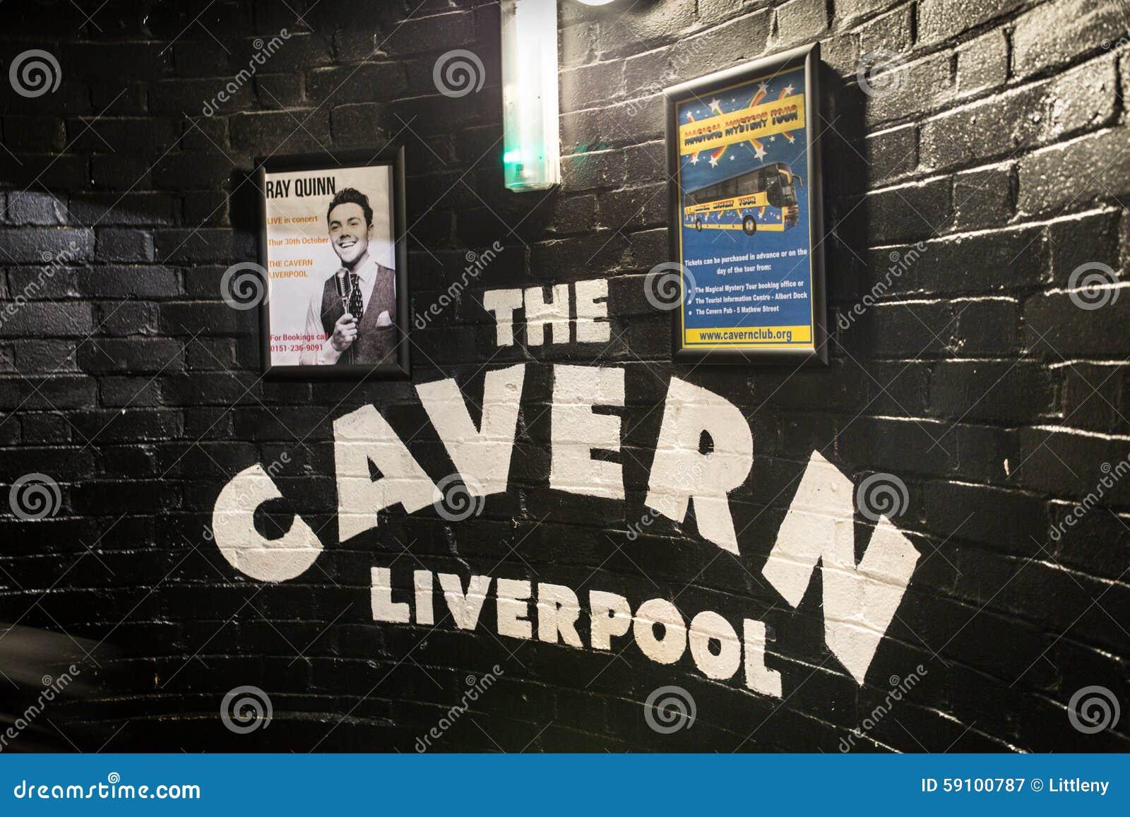 洞穴俱乐部利物浦