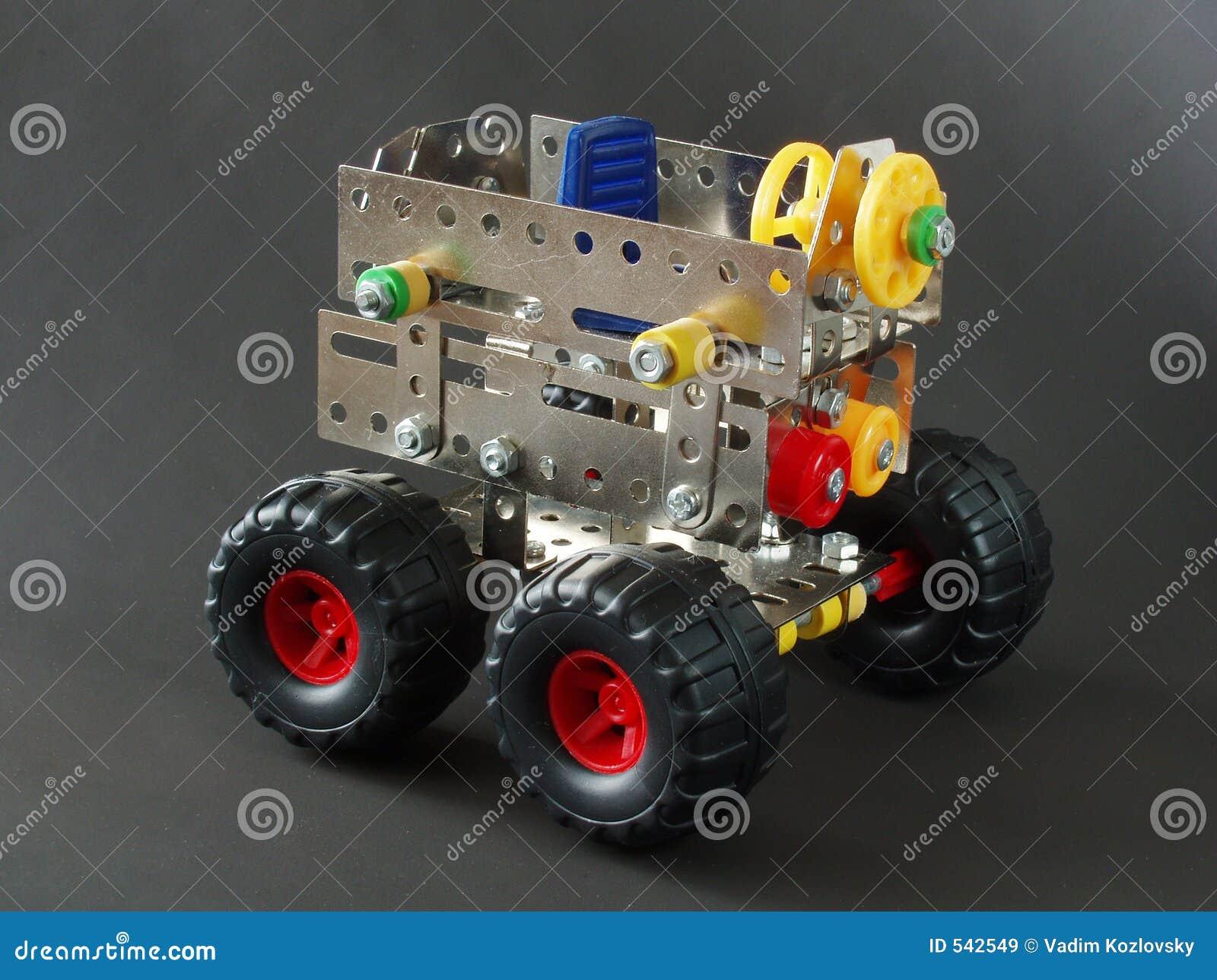Download 做的汽车家 库存图片. 图片 包括有 详细资料, 通信工具, 创建, 玩具, 建筑, 设计, 运输, 汽车, 金属 - 542549